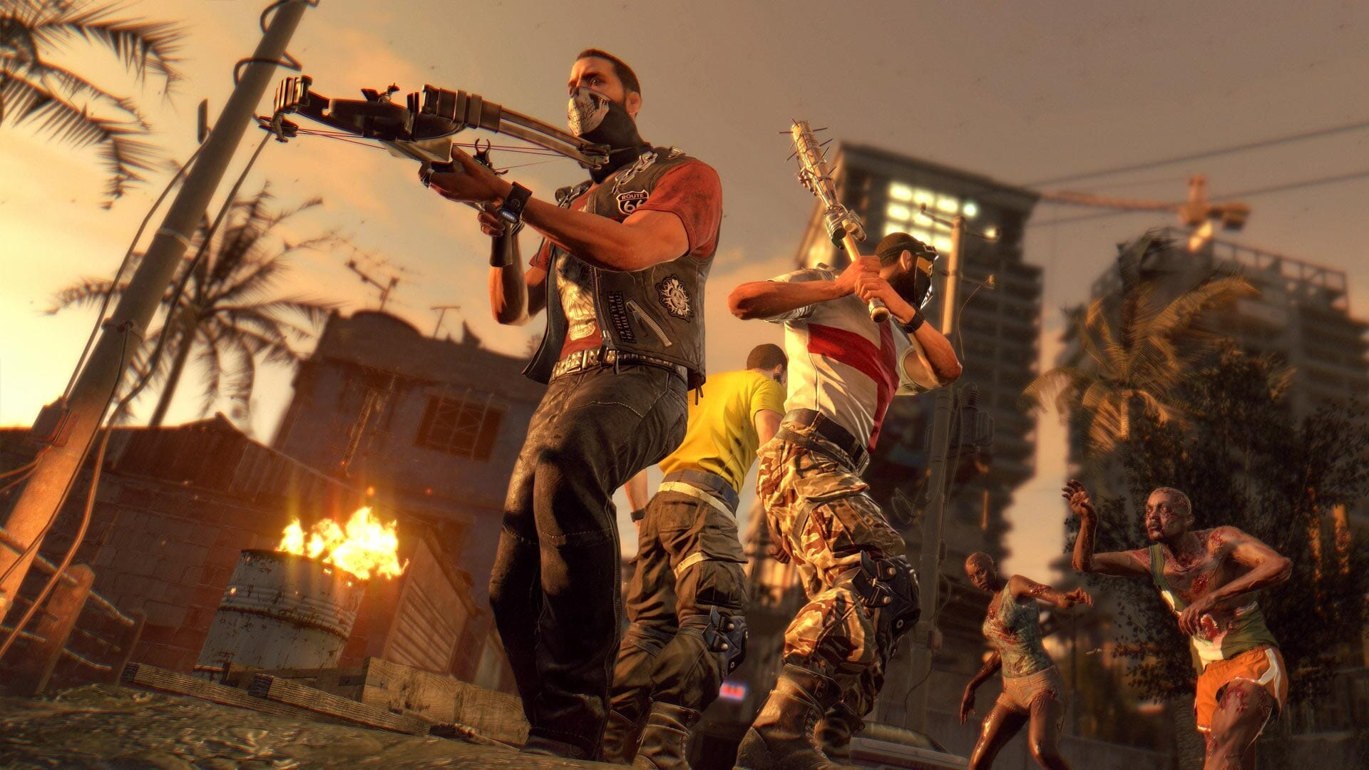 Dying Light: The Following photo 2