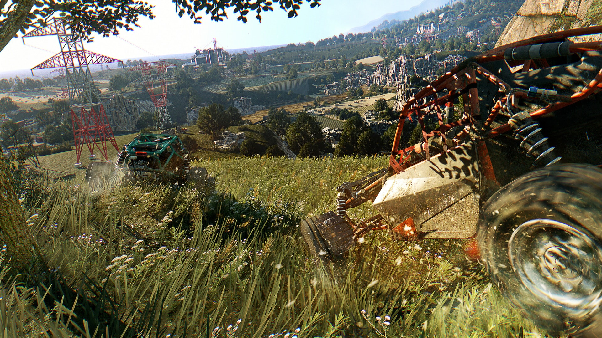 Dying Light: The Following photo 8