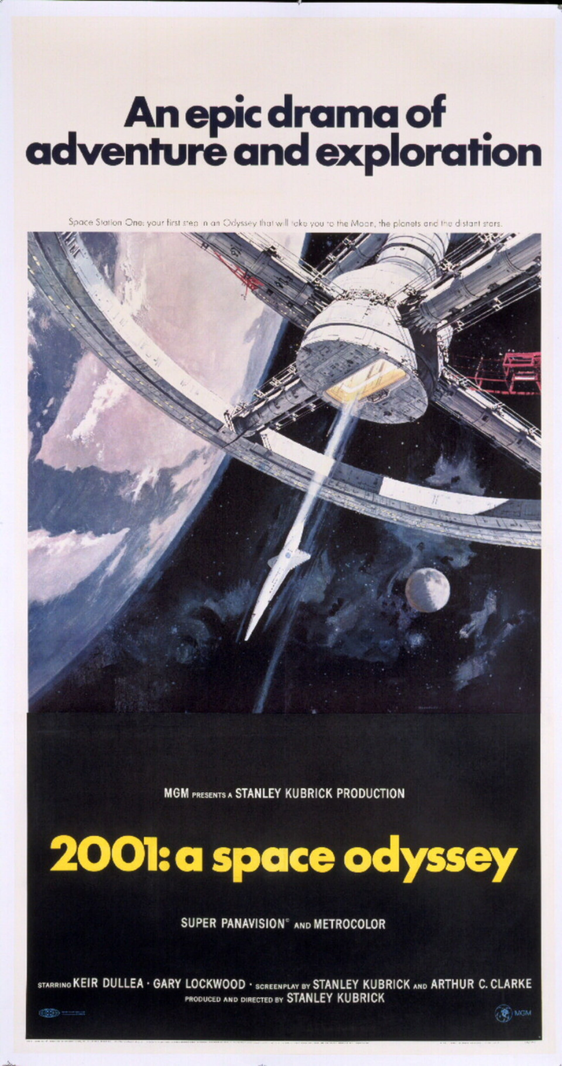 2001: A Space Odyssey - Poster 10