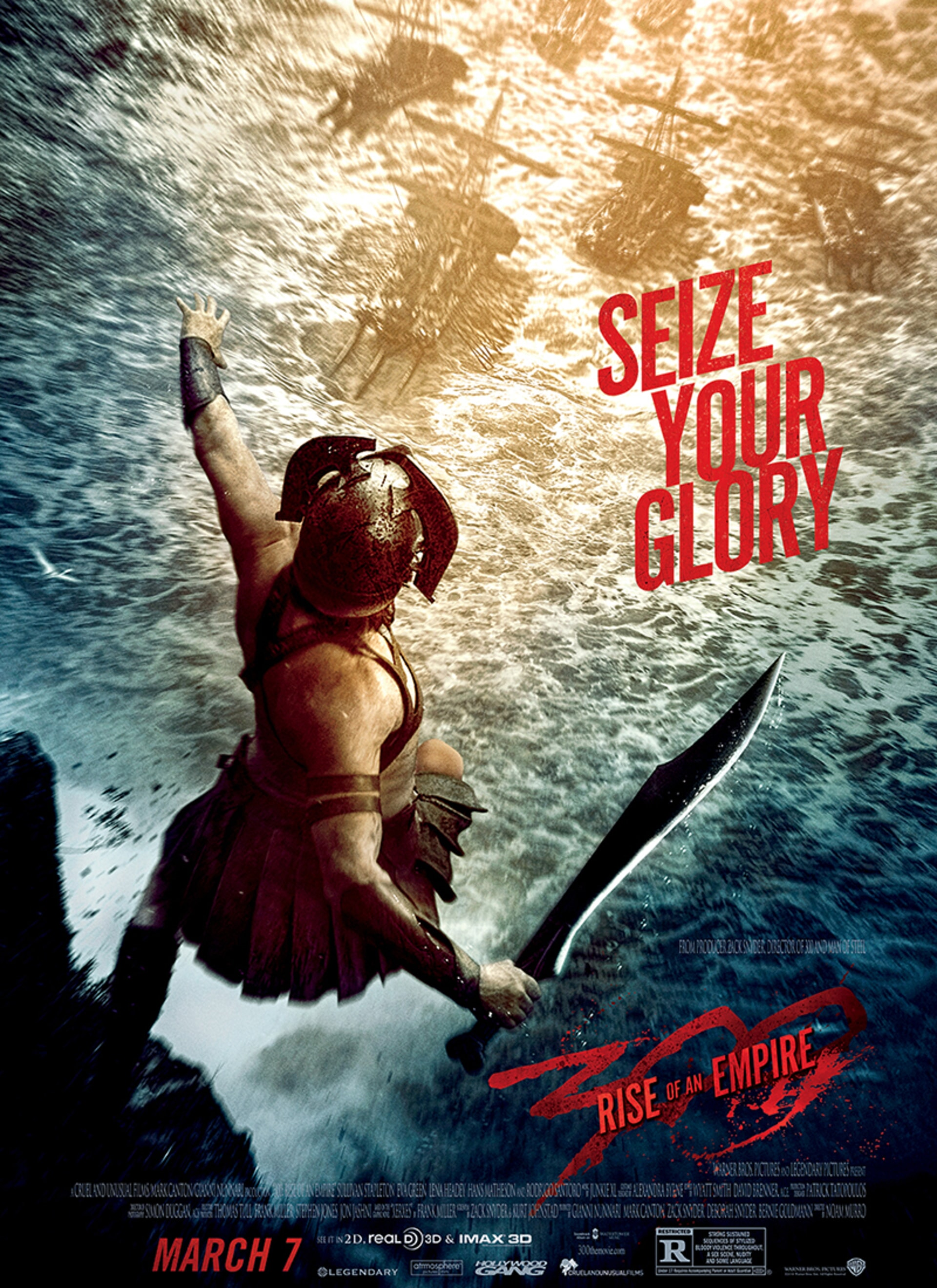 300: Rise of an Empire - Poster 2