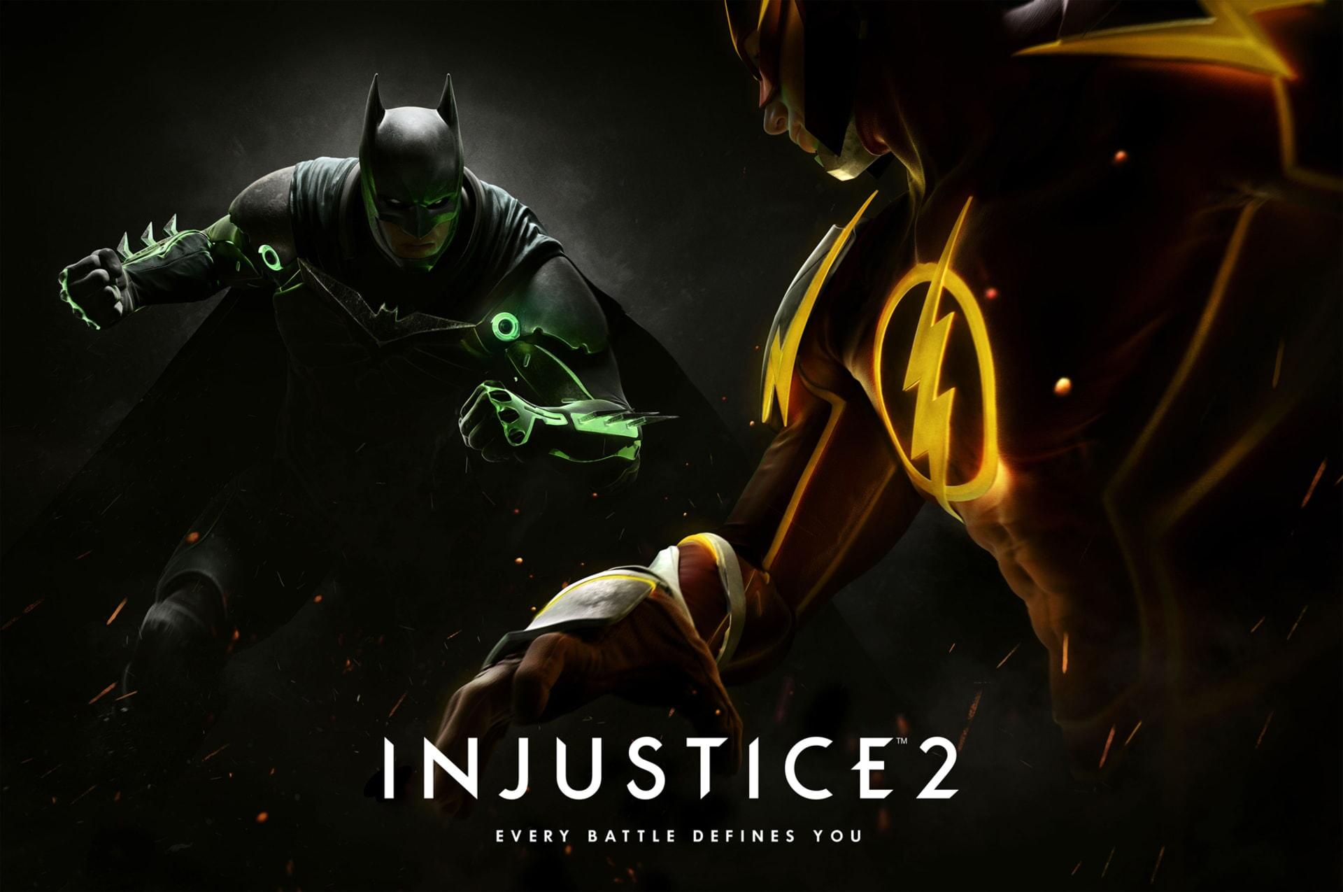 Injustice 2: Batman vs Flash