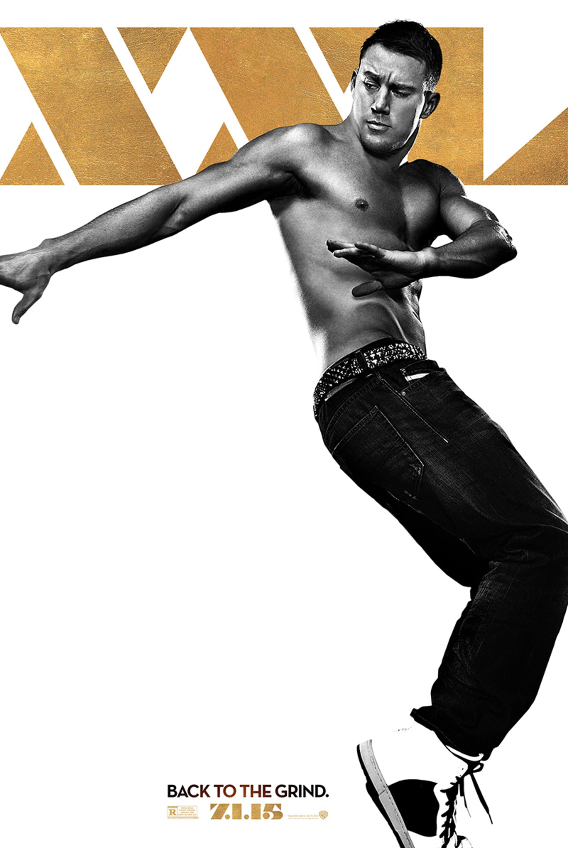 Magic Mike XXL - Poster 2