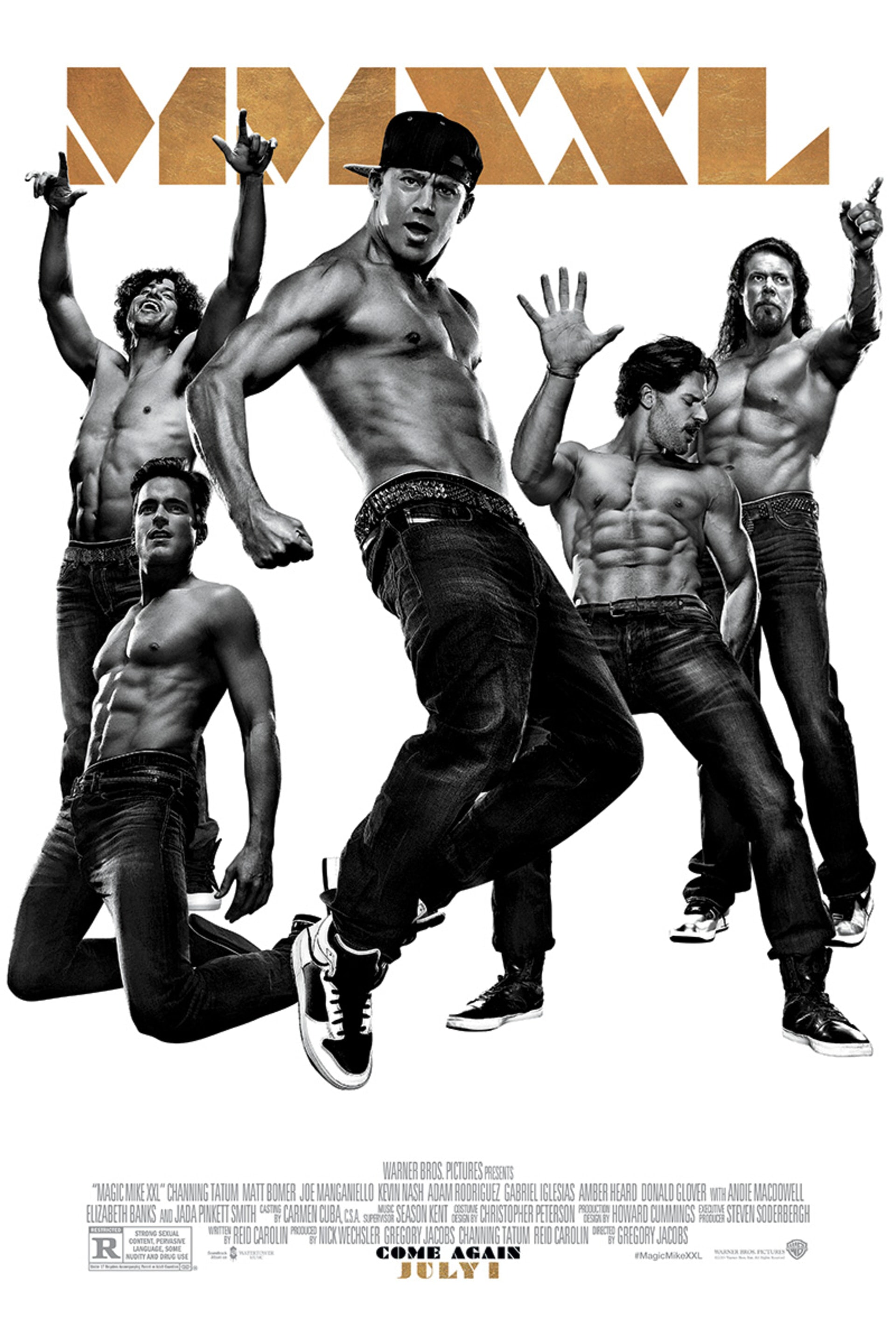 Magic Mike XXL - Poster 1