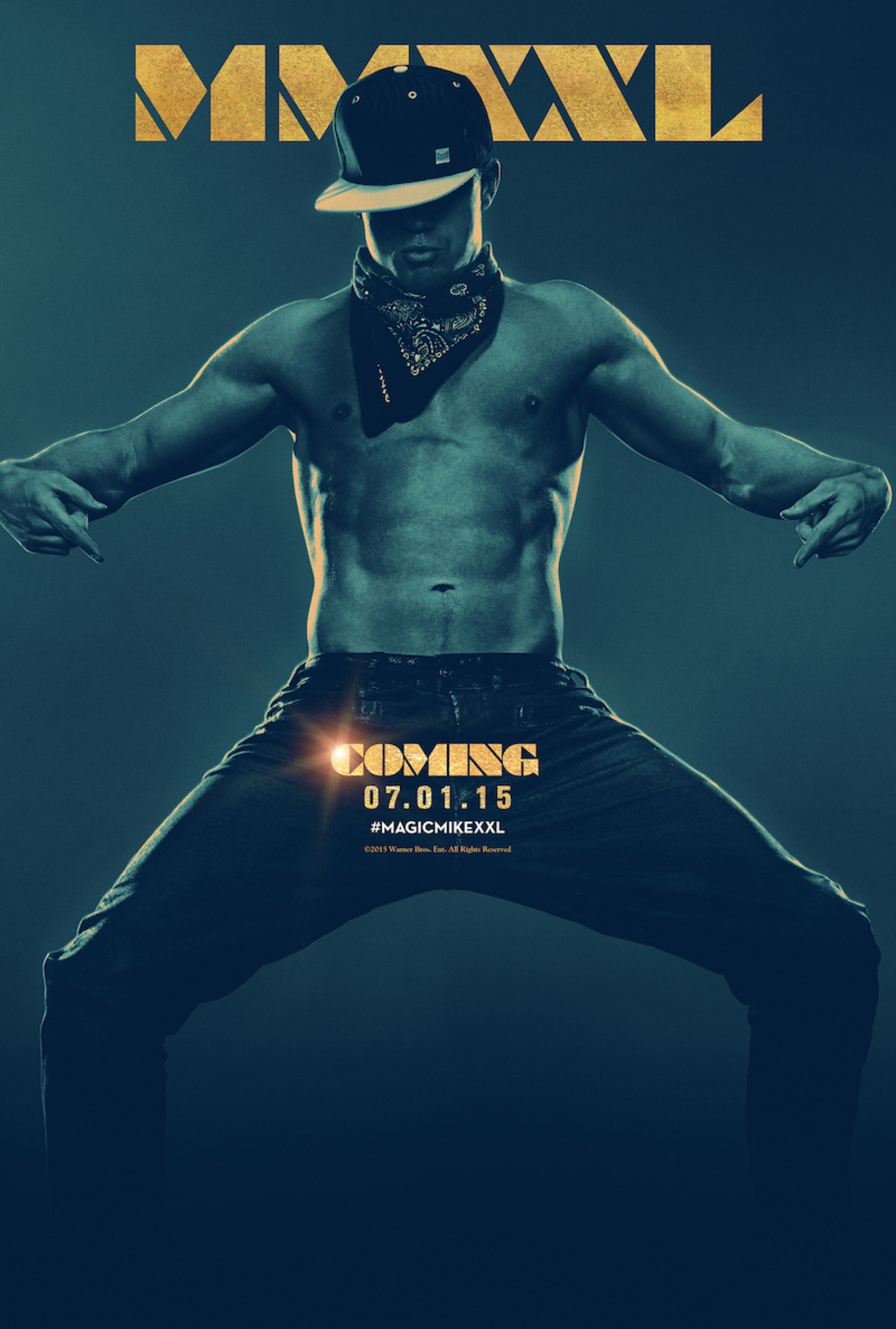 Magic Mike XXL - Poster 3