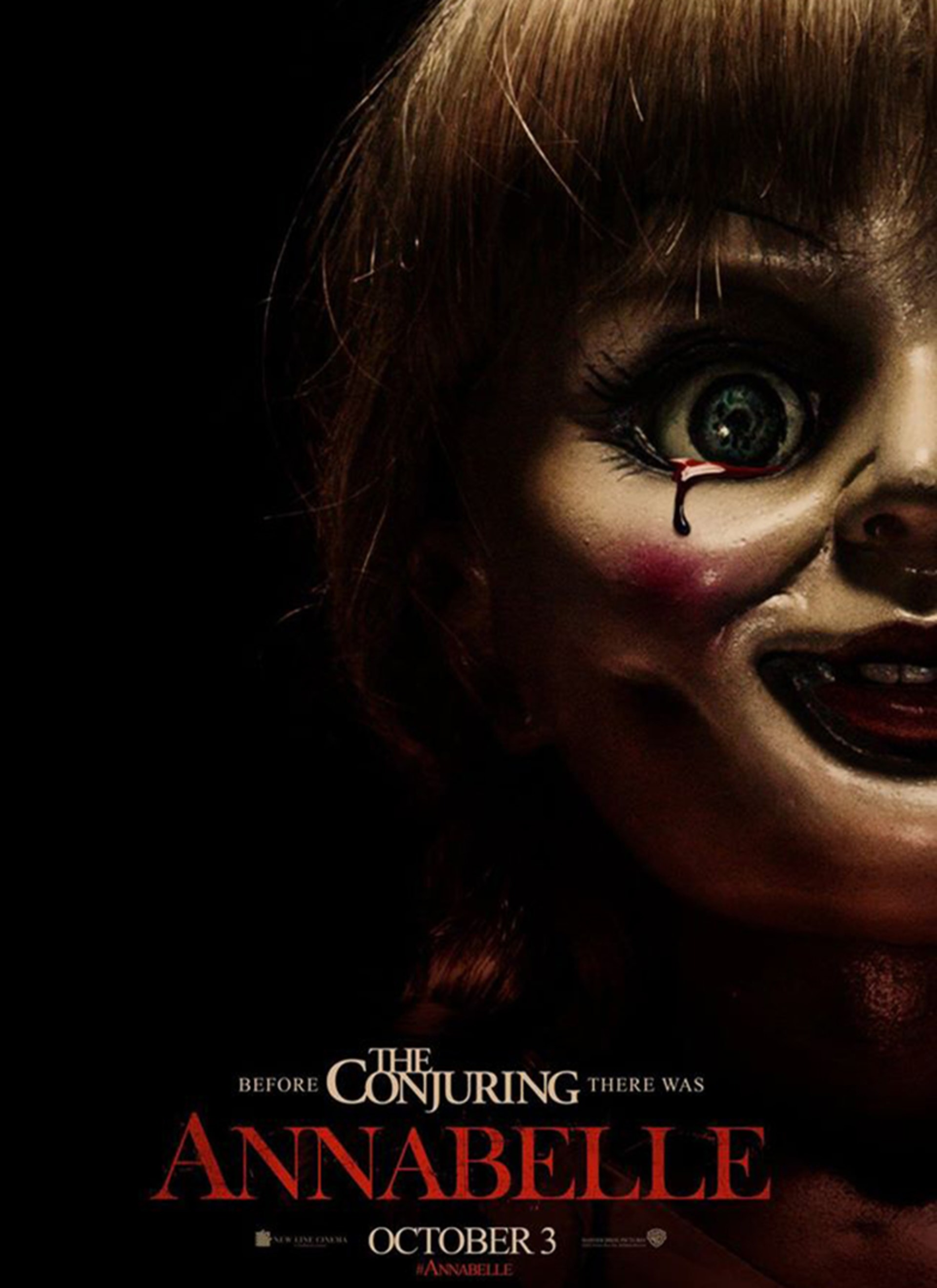 Annabelle - Poster 1