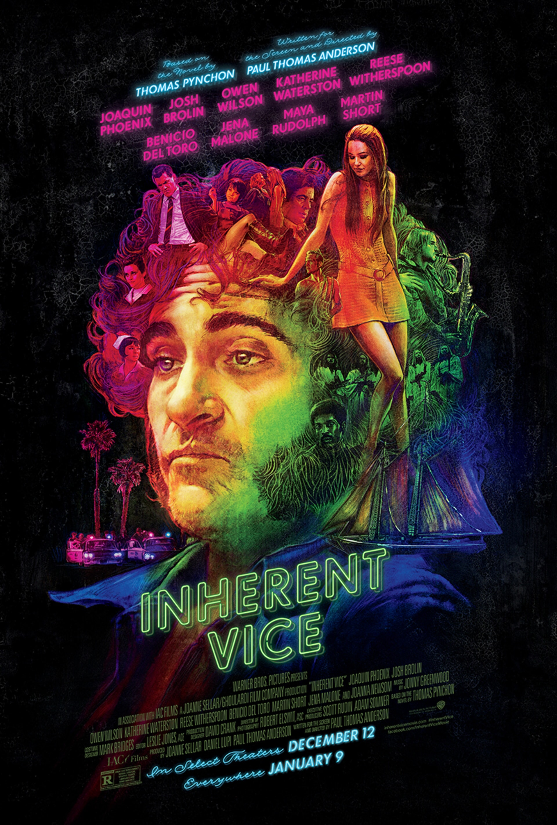 Inherent Vice - Poster 1