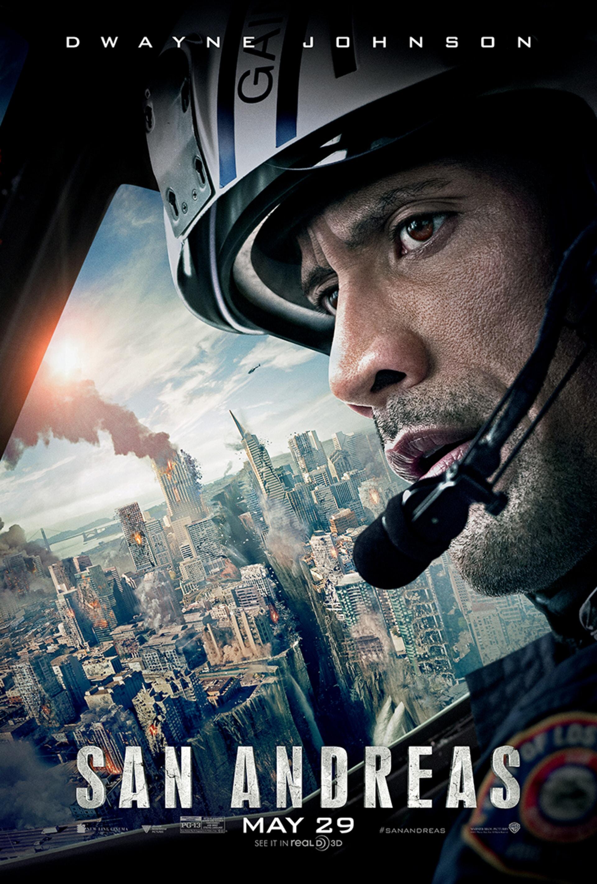 San Andreas - Poster 1