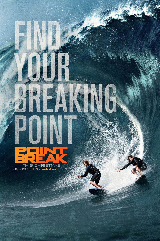 Point Break (2015) - Poster 1