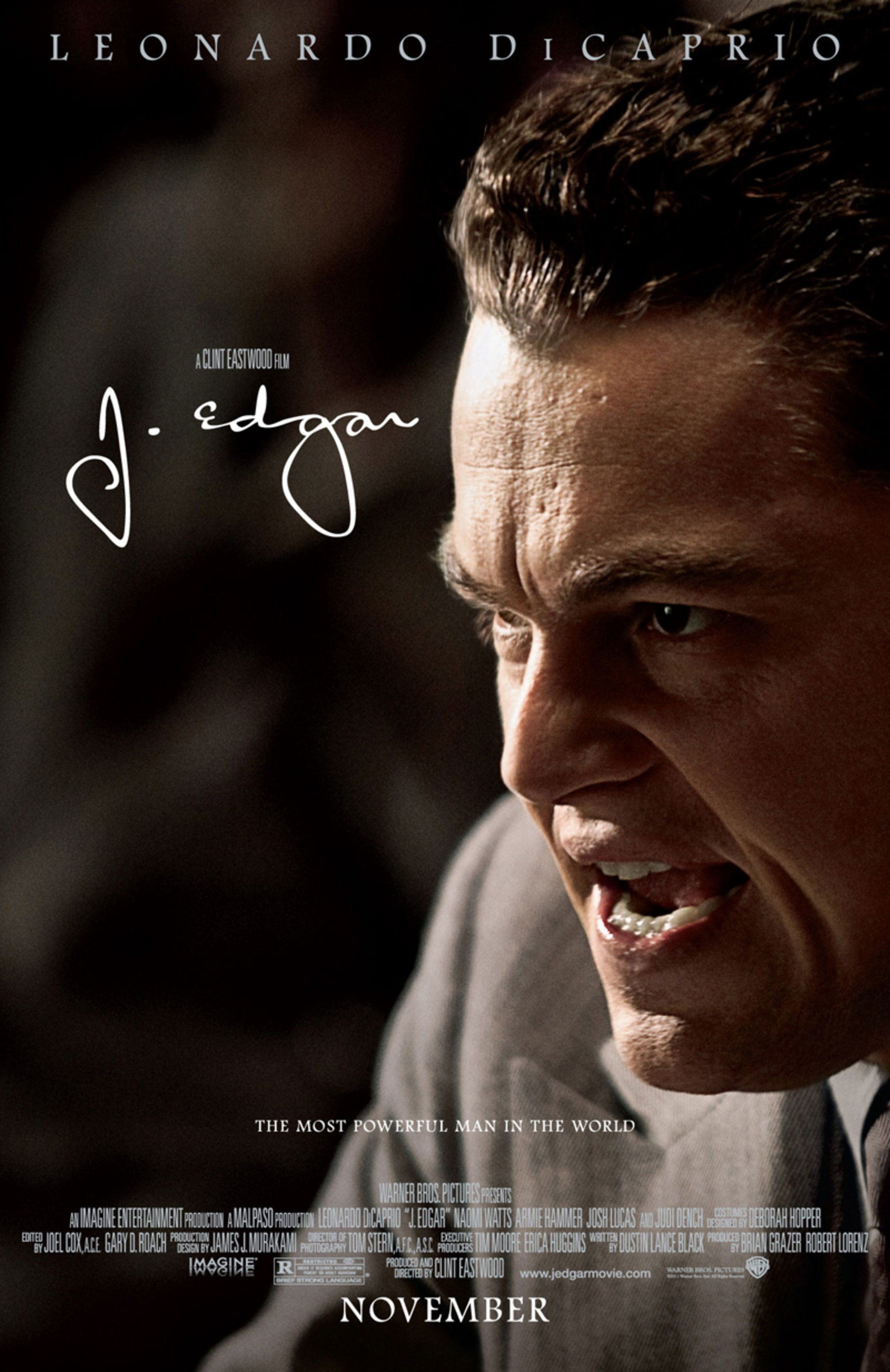 J. Edgar - Poster 1