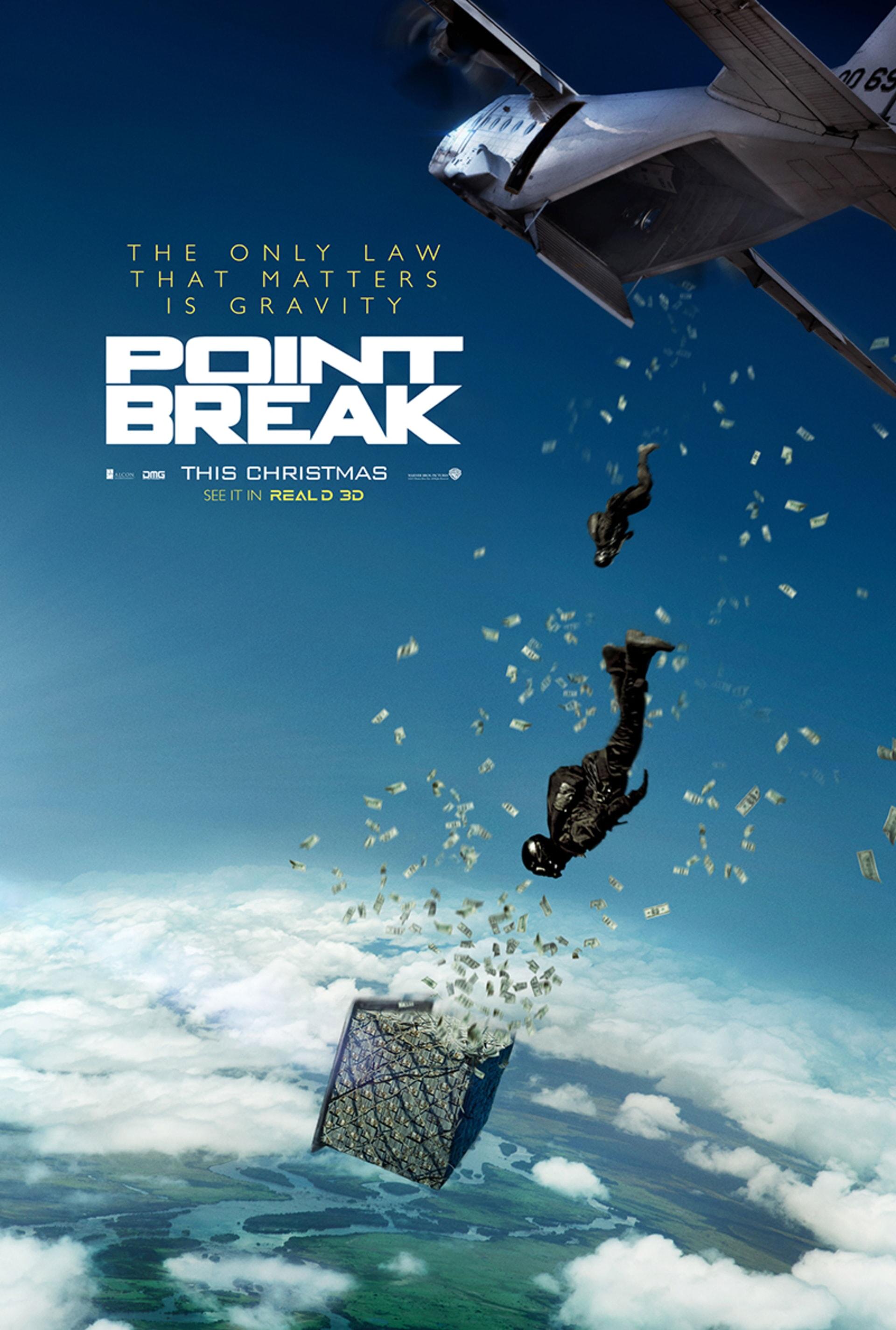 Point Break (2015) - Poster 2