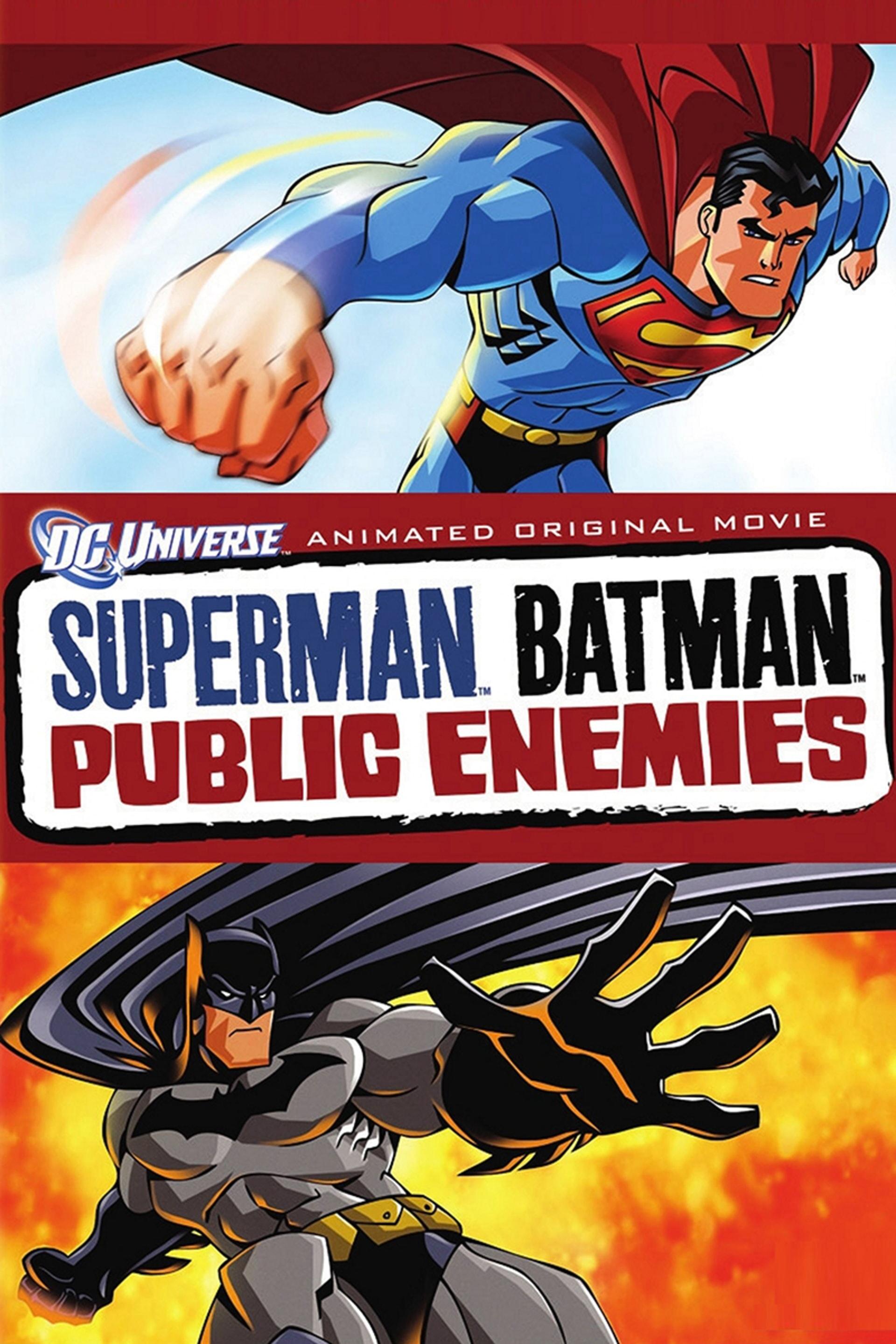 Superman/Batman: Public Enemies - Poster 1
