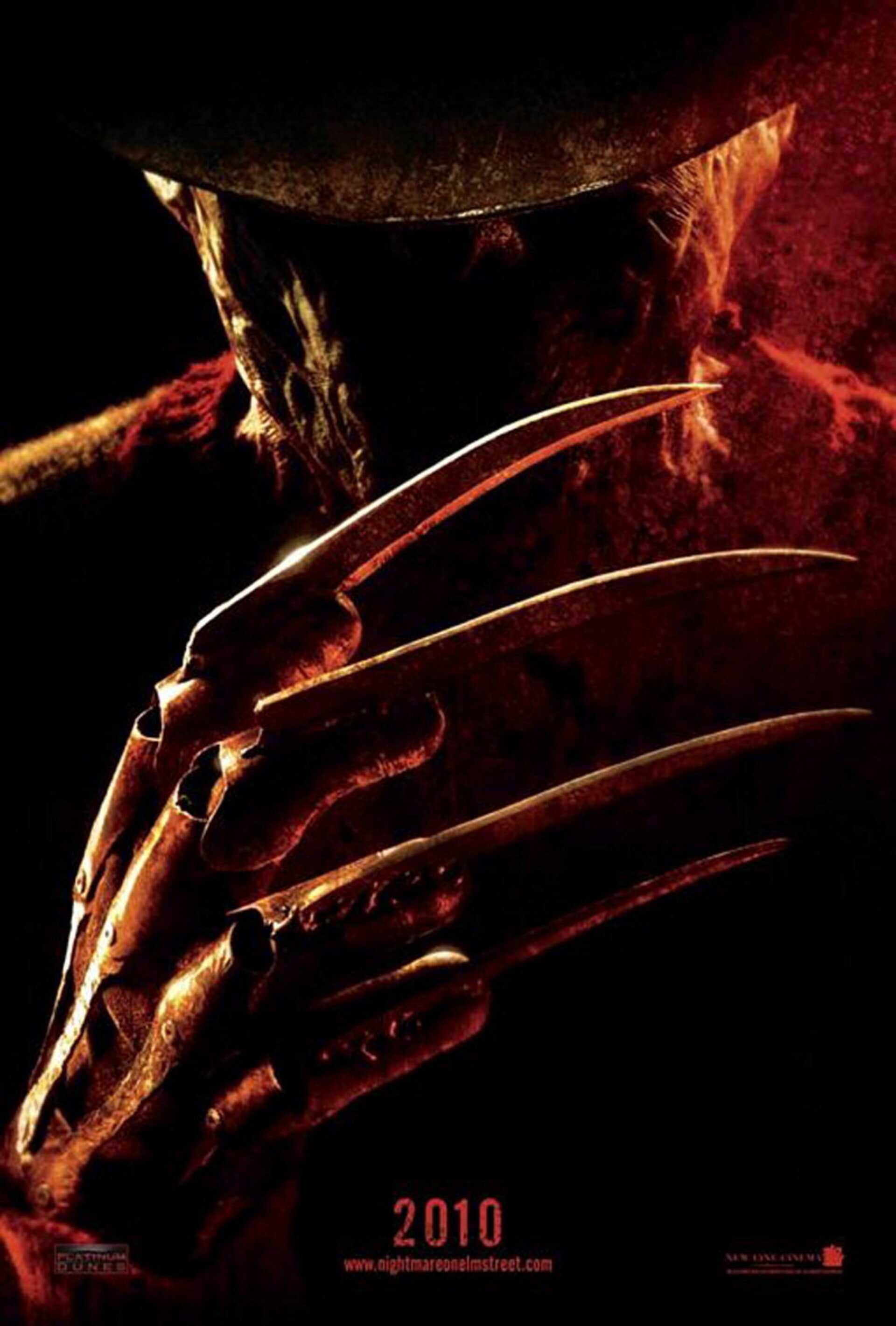 A Nightmare on Elm Street (2010) - Poster 1