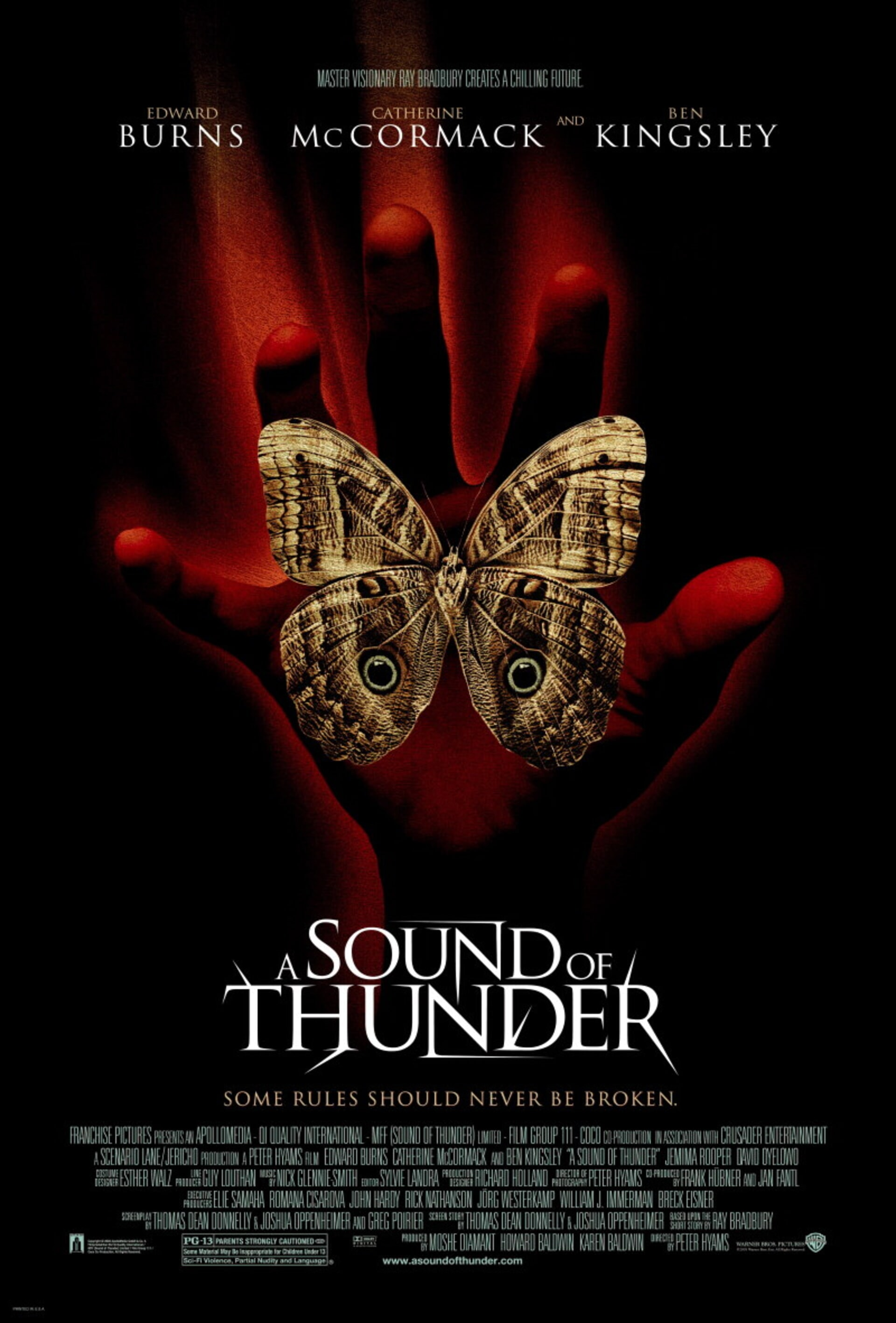 A Sound of Thunder - Poster 2