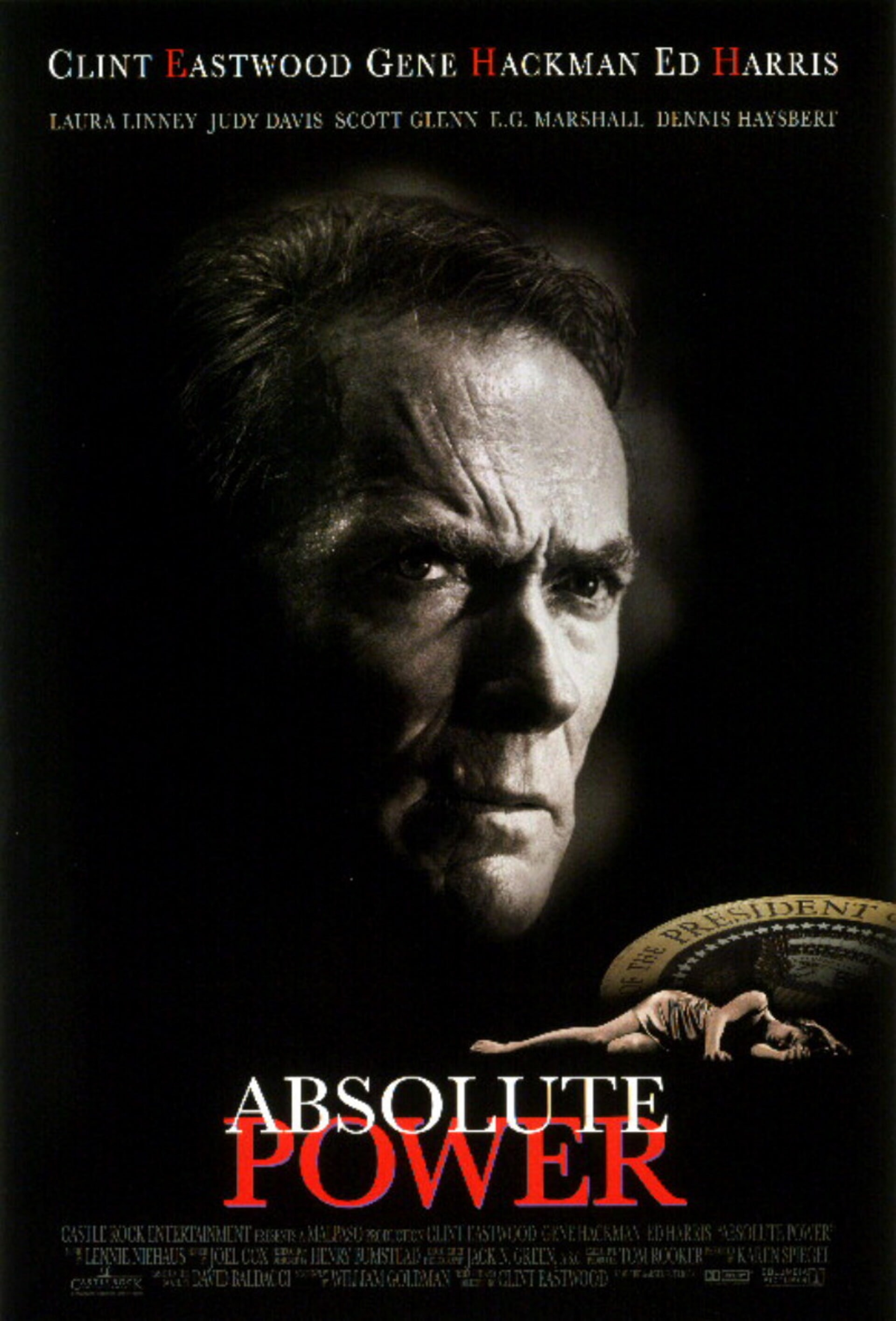 Absolute Power - Poster 1