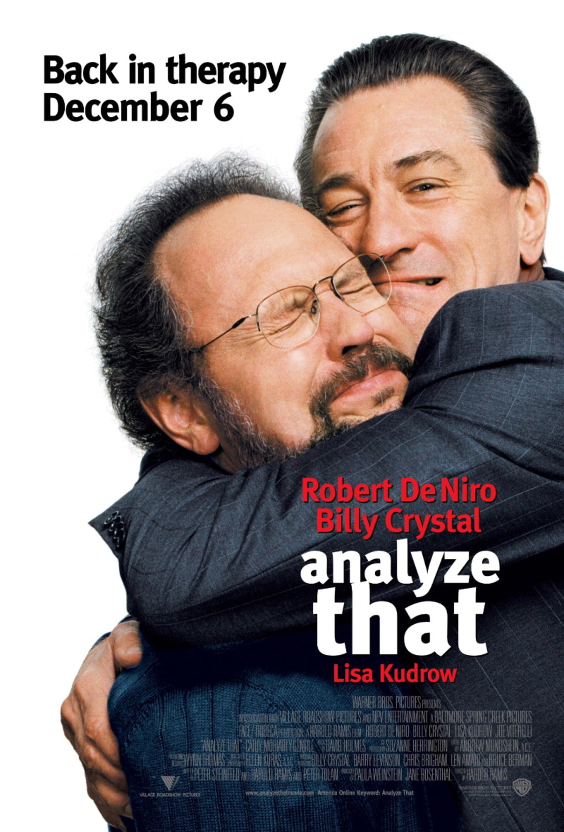 Analyze That - Poster 1