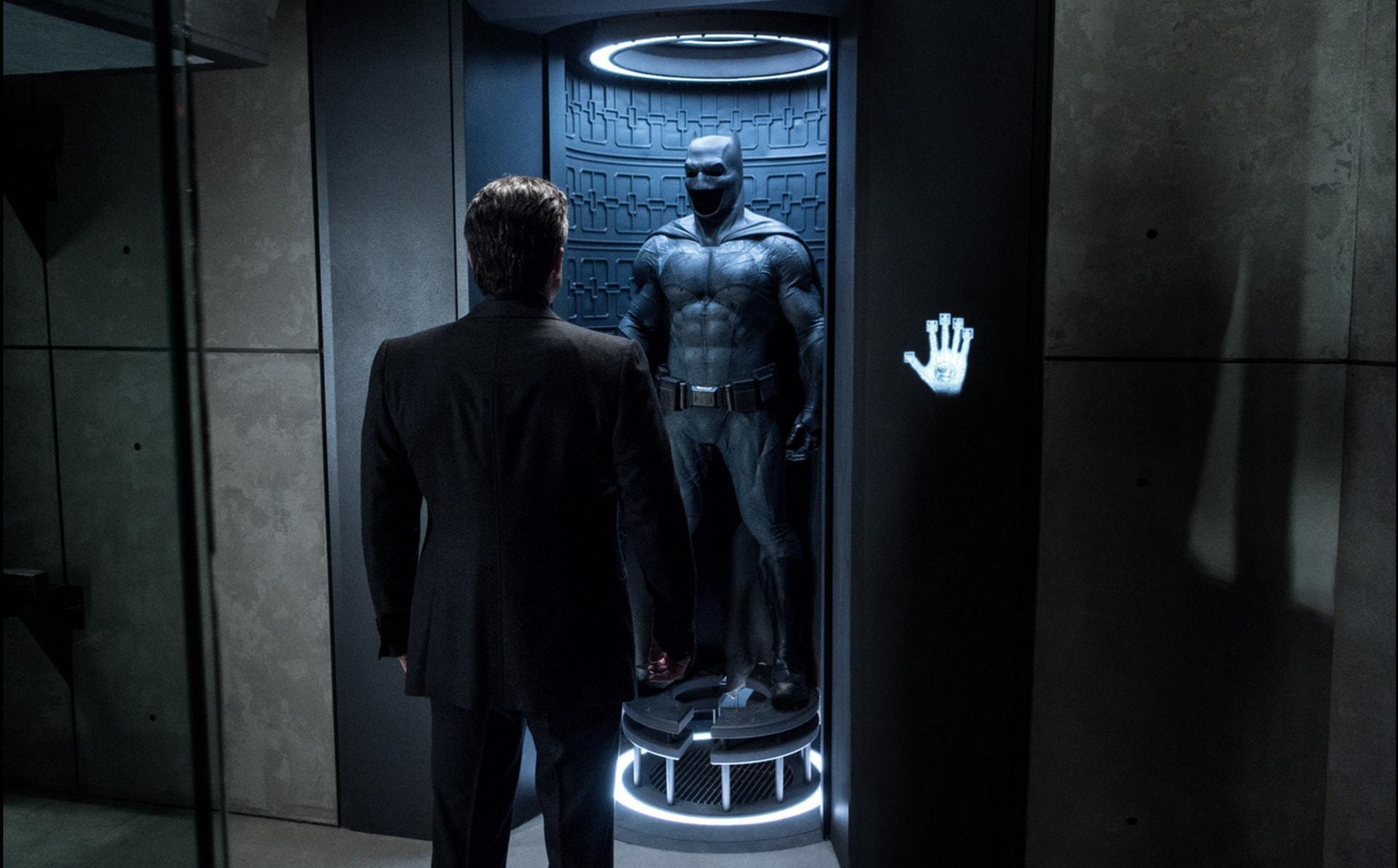 BEN AFFLECK as Batman / Bruce Wayne