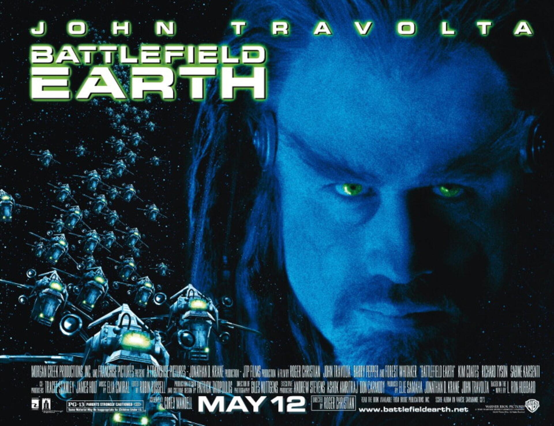 Battlefield Earth - Poster 2