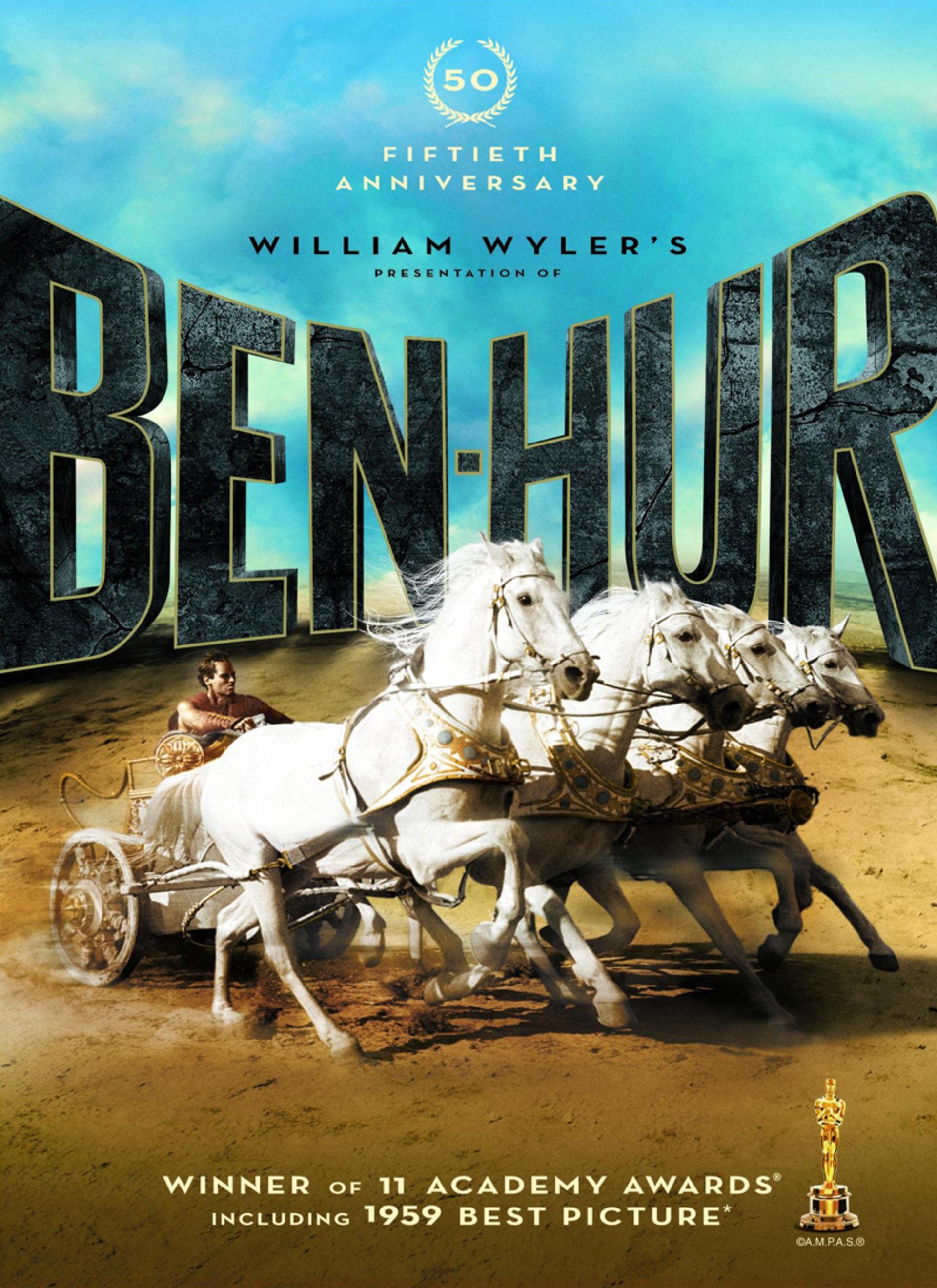 Ben-Hur - Poster 1