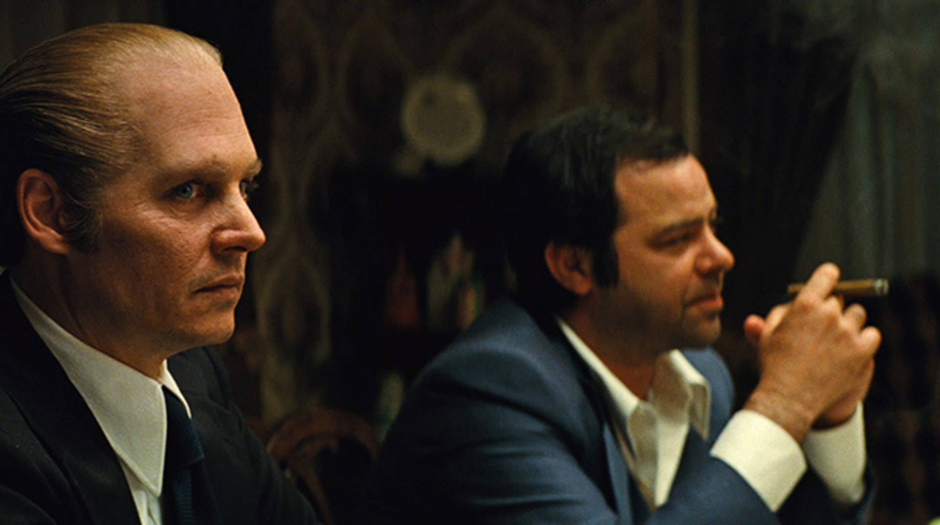 "JOEL EDGERTON as John Connolly in the drama ""BLACK MASS."""