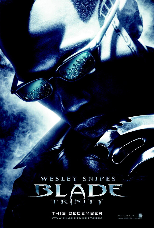 Blade: Trinity - Poster 1