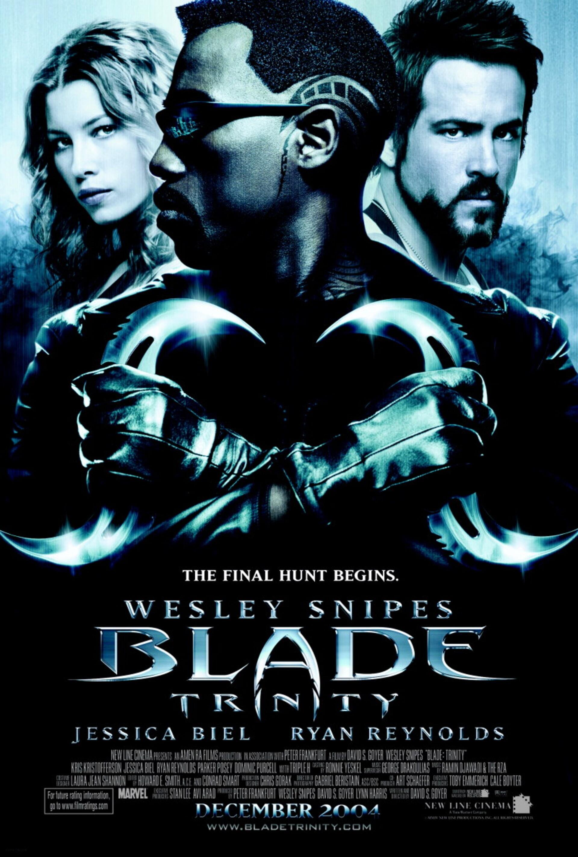 Blade: Trinity - Poster 2