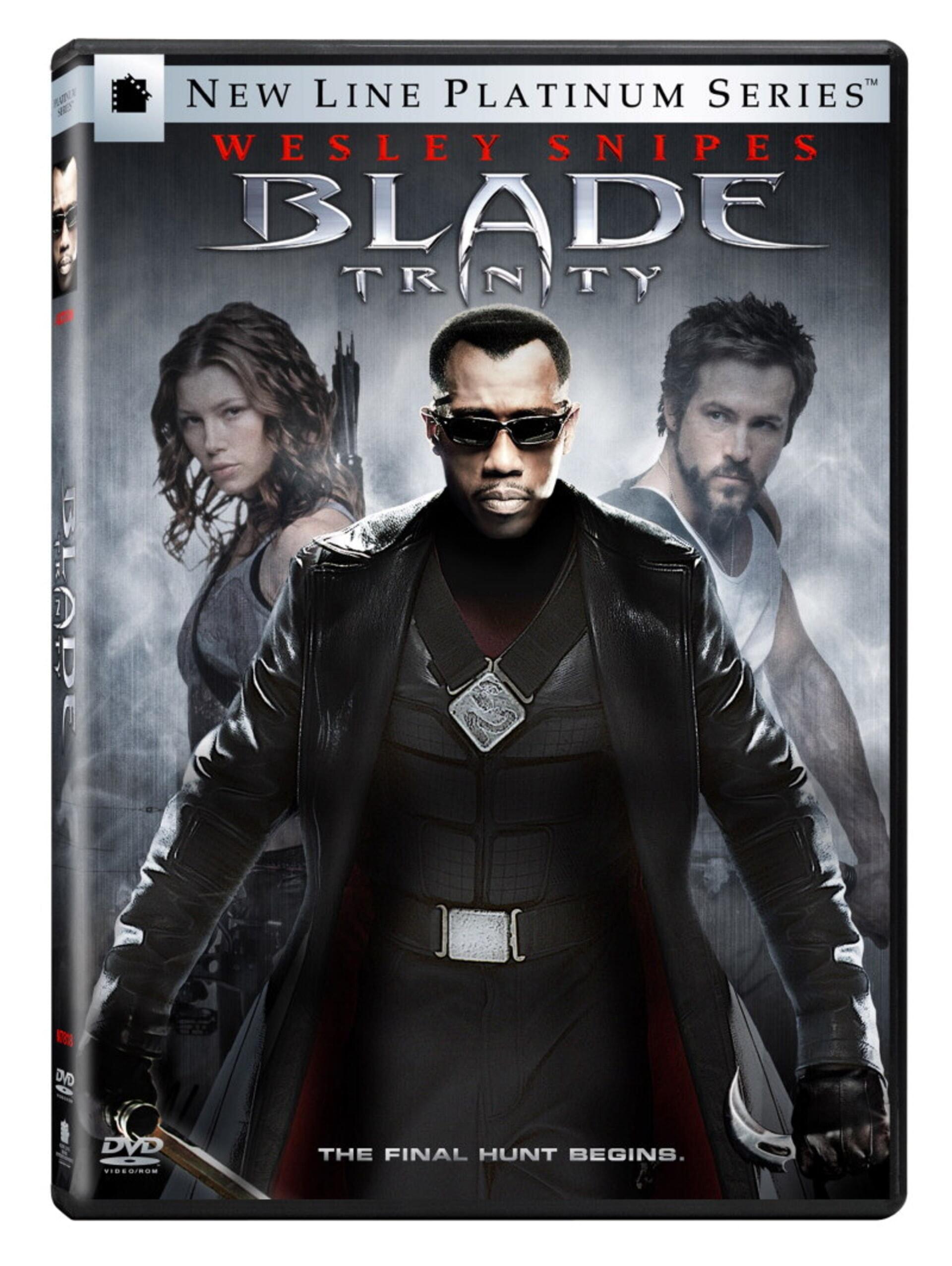 Blade: Trinity - Poster 3