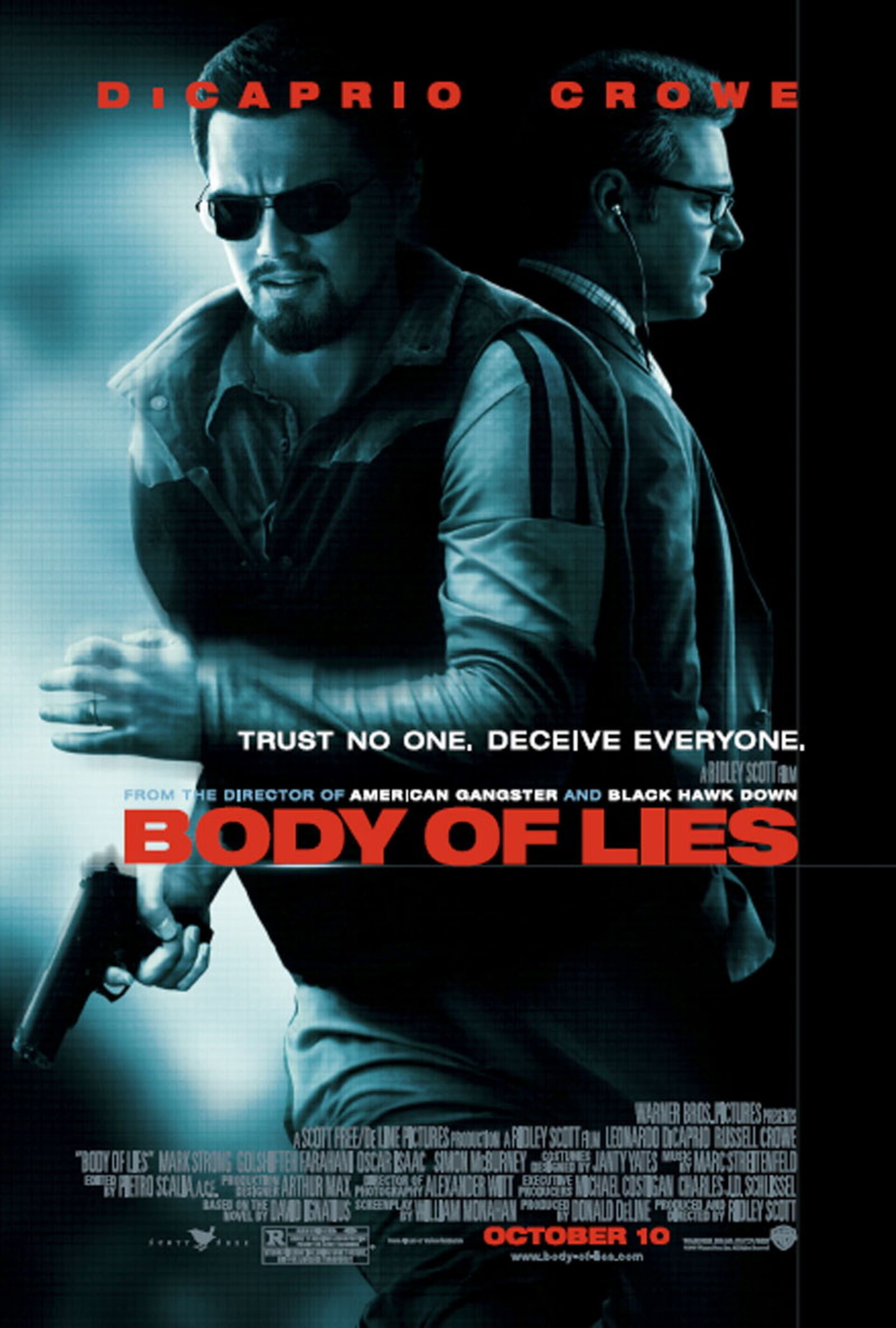 Body of Lies - Poster 1