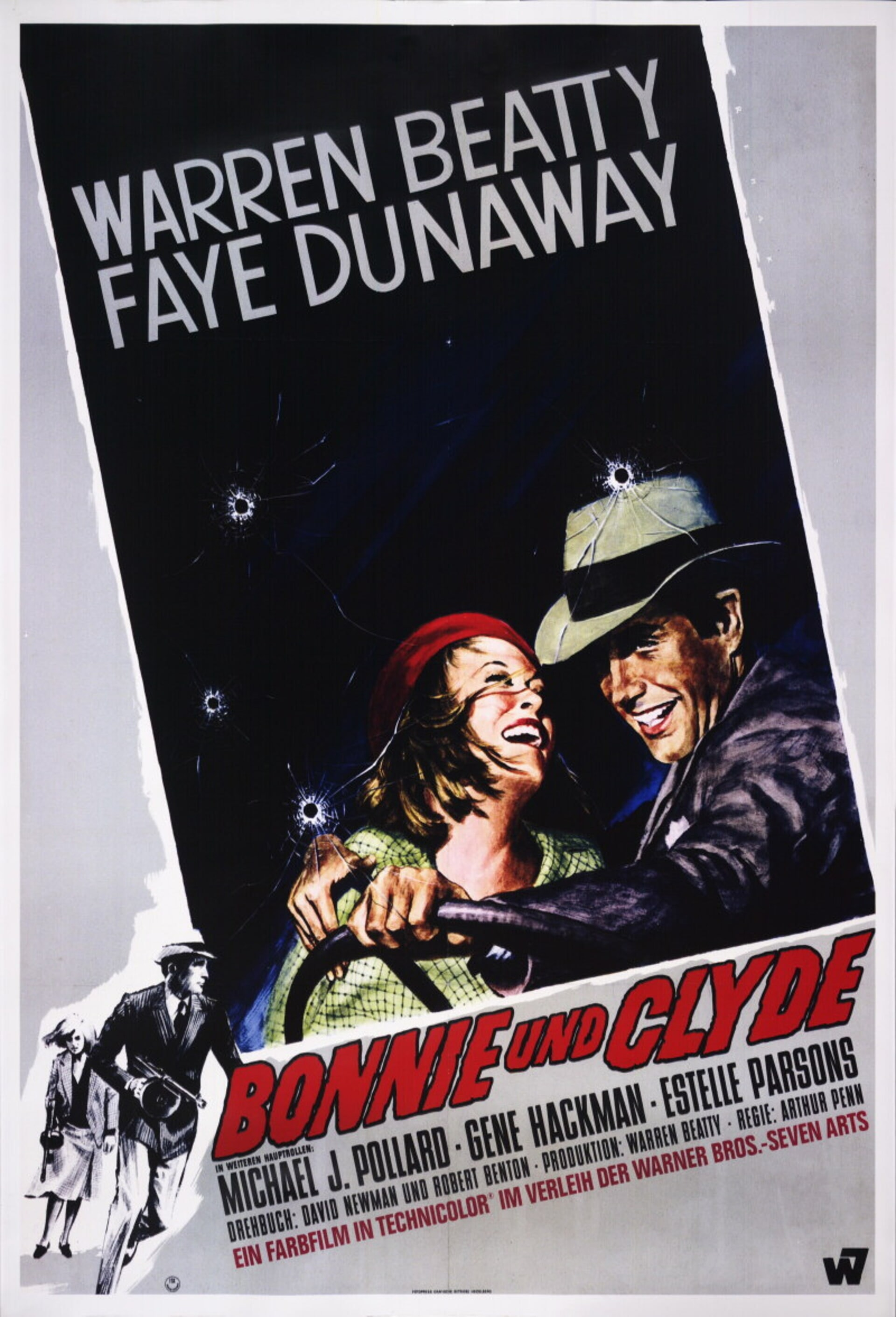 Bonnie and Clyde - Poster 1