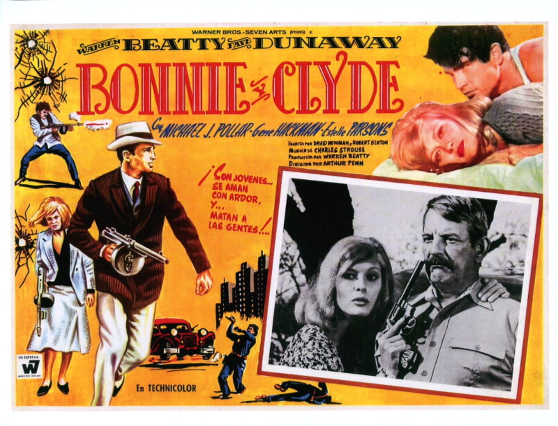 Bonnie and Clyde - Poster 4