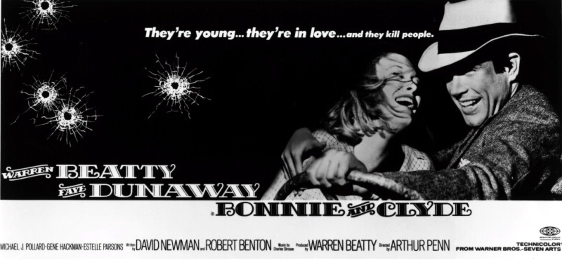 Bonnie and Clyde - Poster 8