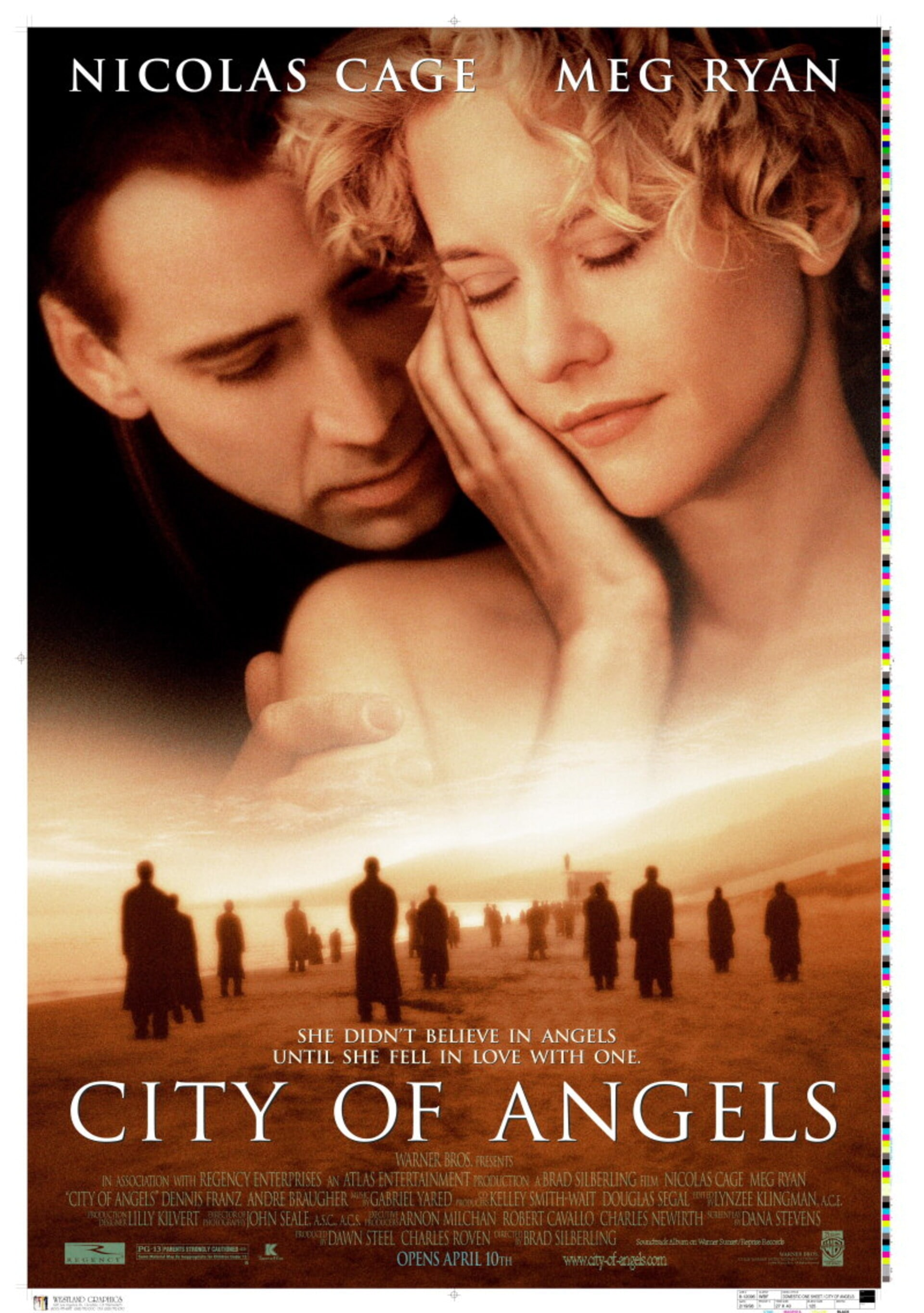 City of Angels - Poster 1