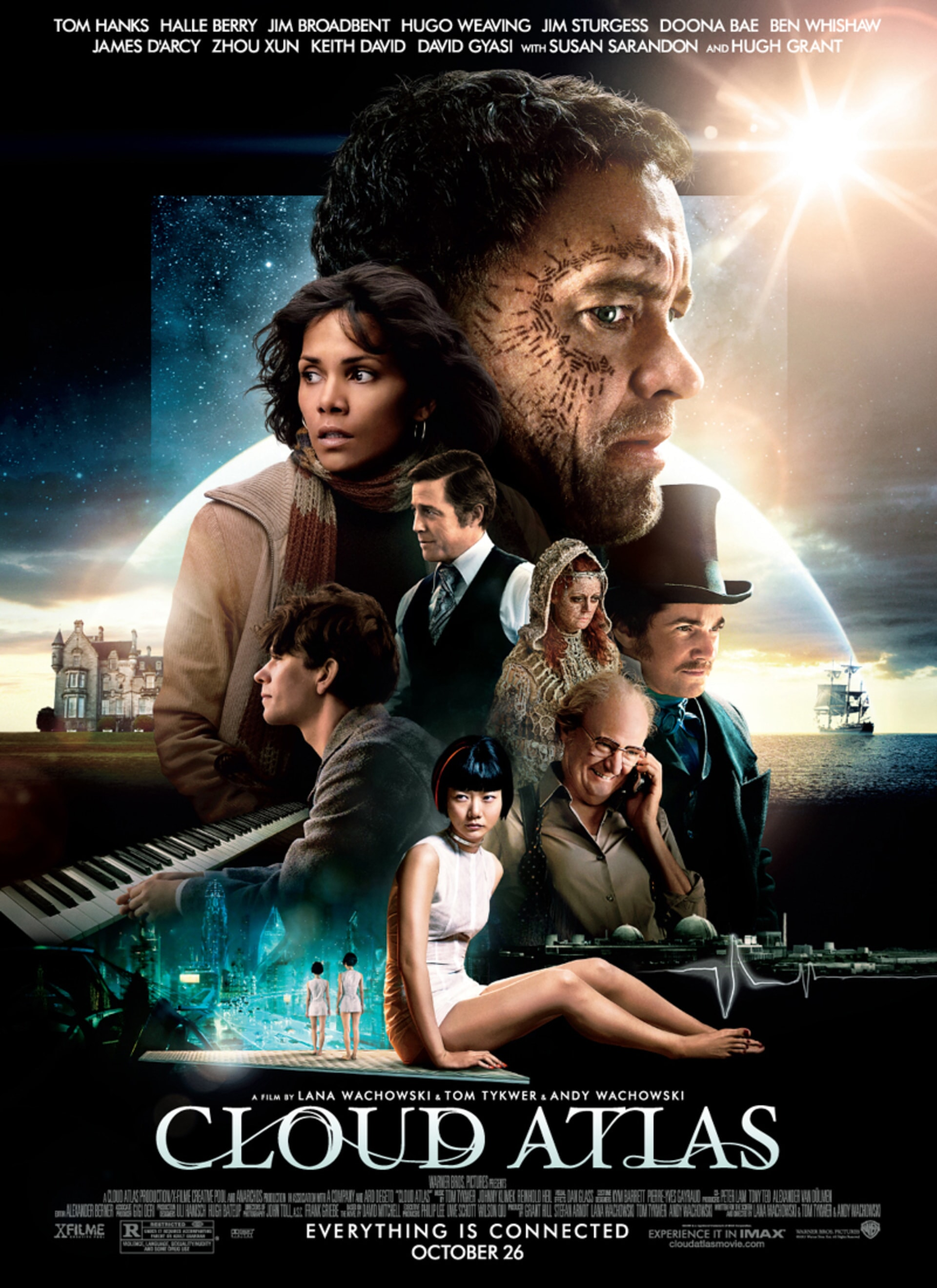 Cloud Atlas - Poster 1