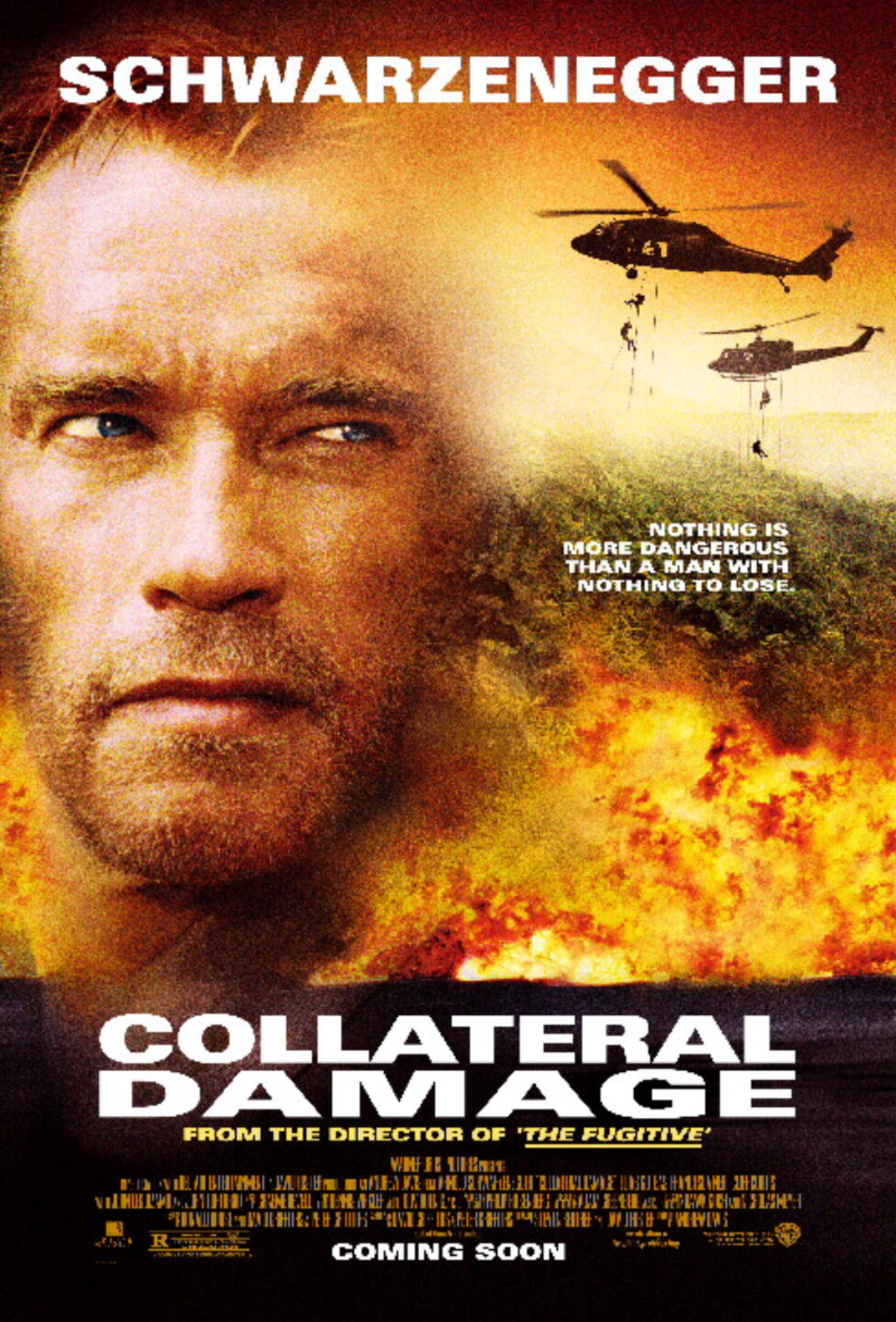 Collateral Damage - Poster 1