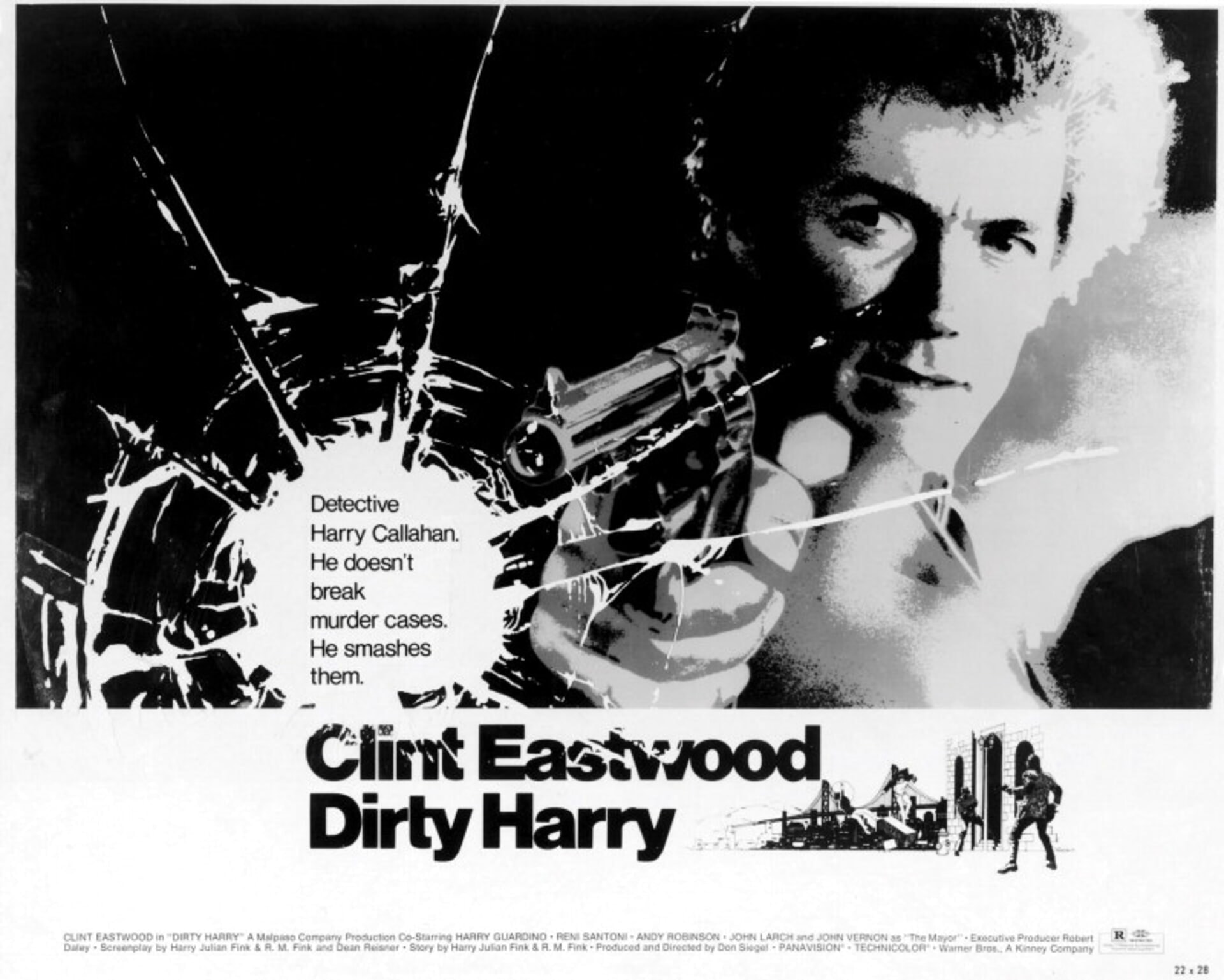 Dirty Harry - Poster 2