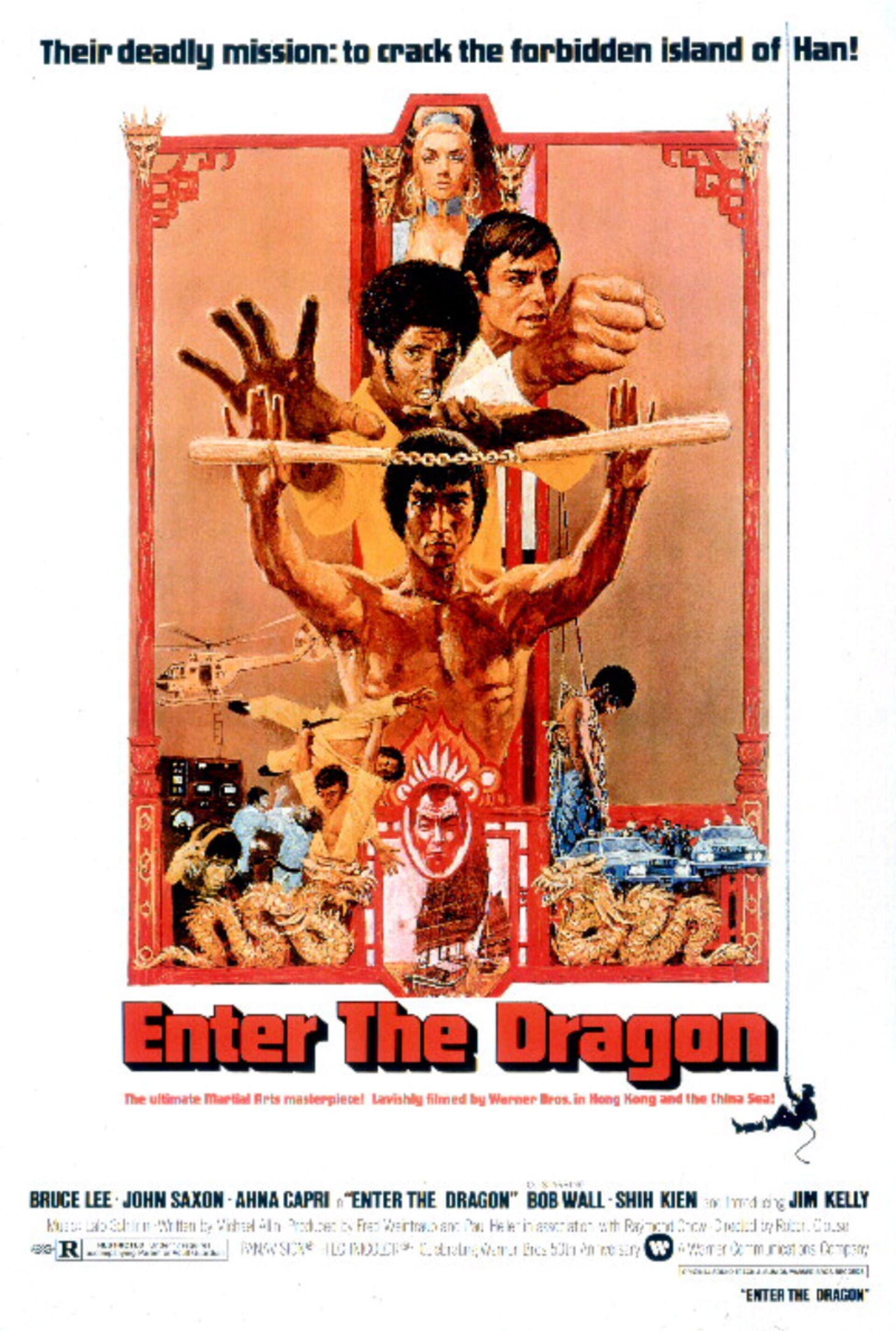 Enter the Dragon - Poster 1