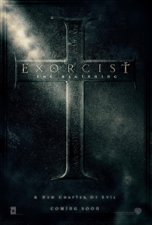 Exorcist: the Beginning - Poster 1