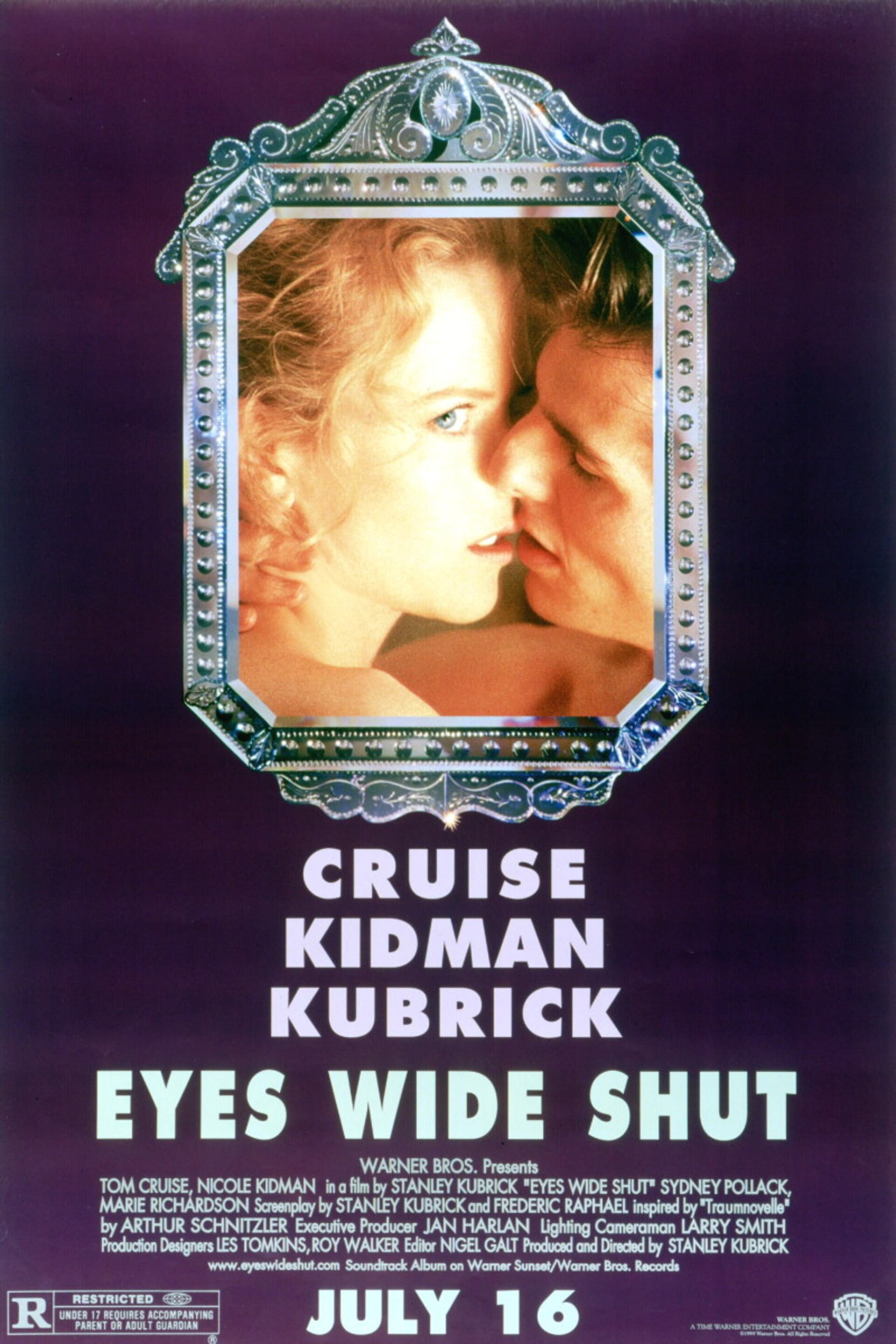 Eyes Wide Shut - Poster 1