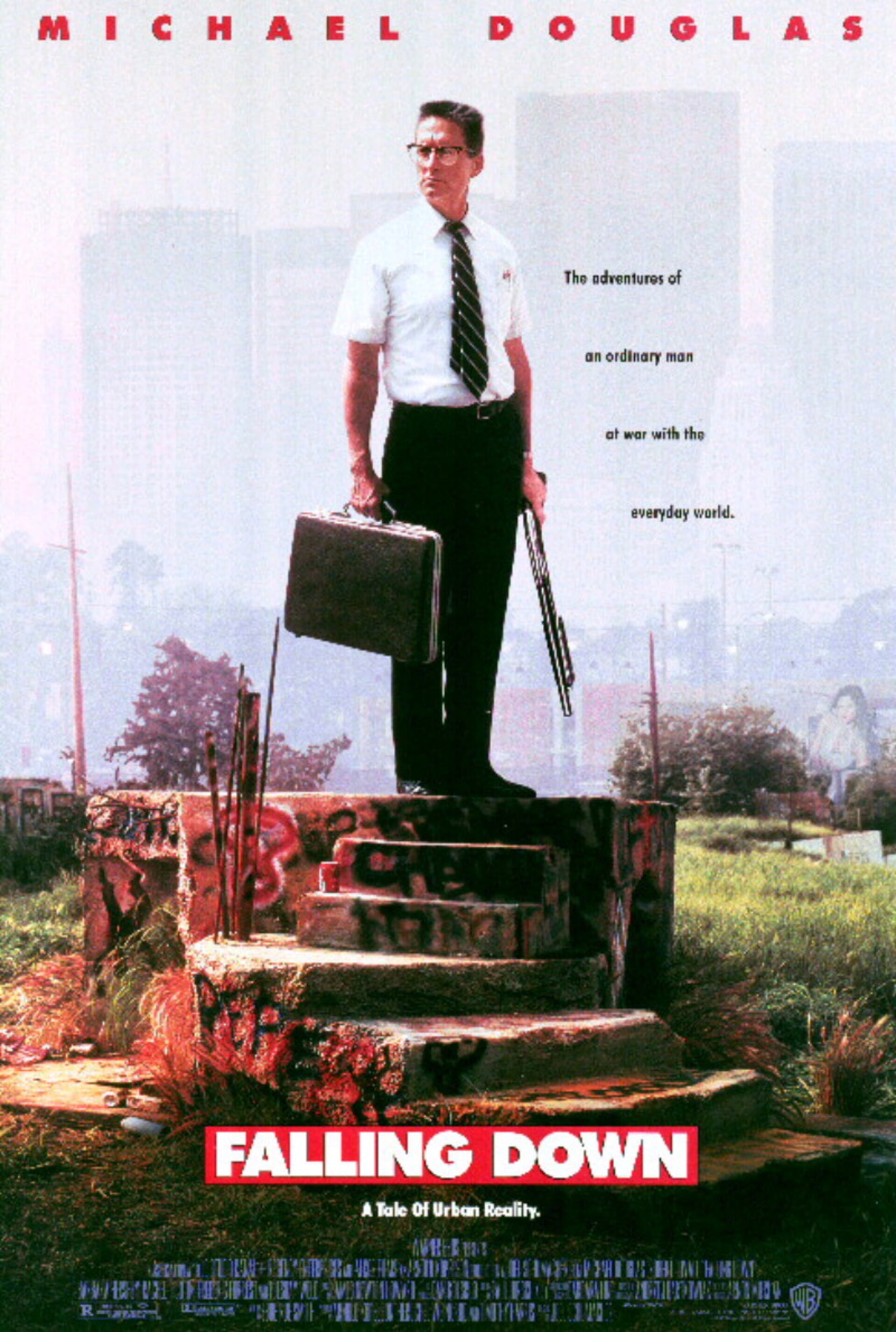 Falling Down - Poster 1