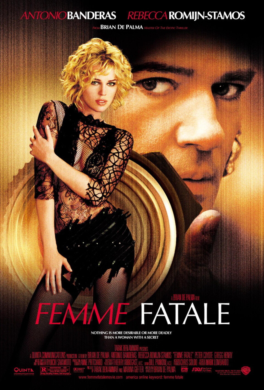 Femme Fatale - Poster 1