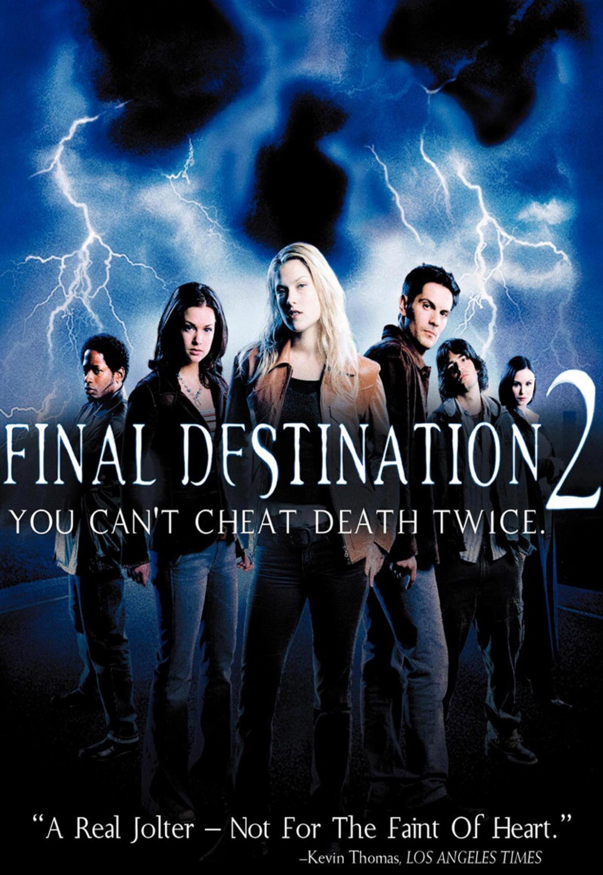 Final Destination 2 - Poster 2