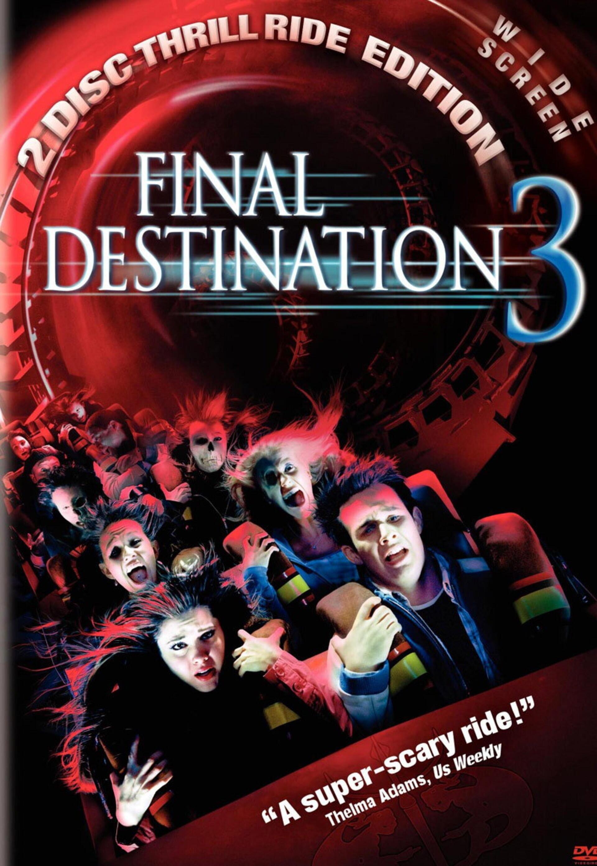 Final Destination 3 - Poster 2
