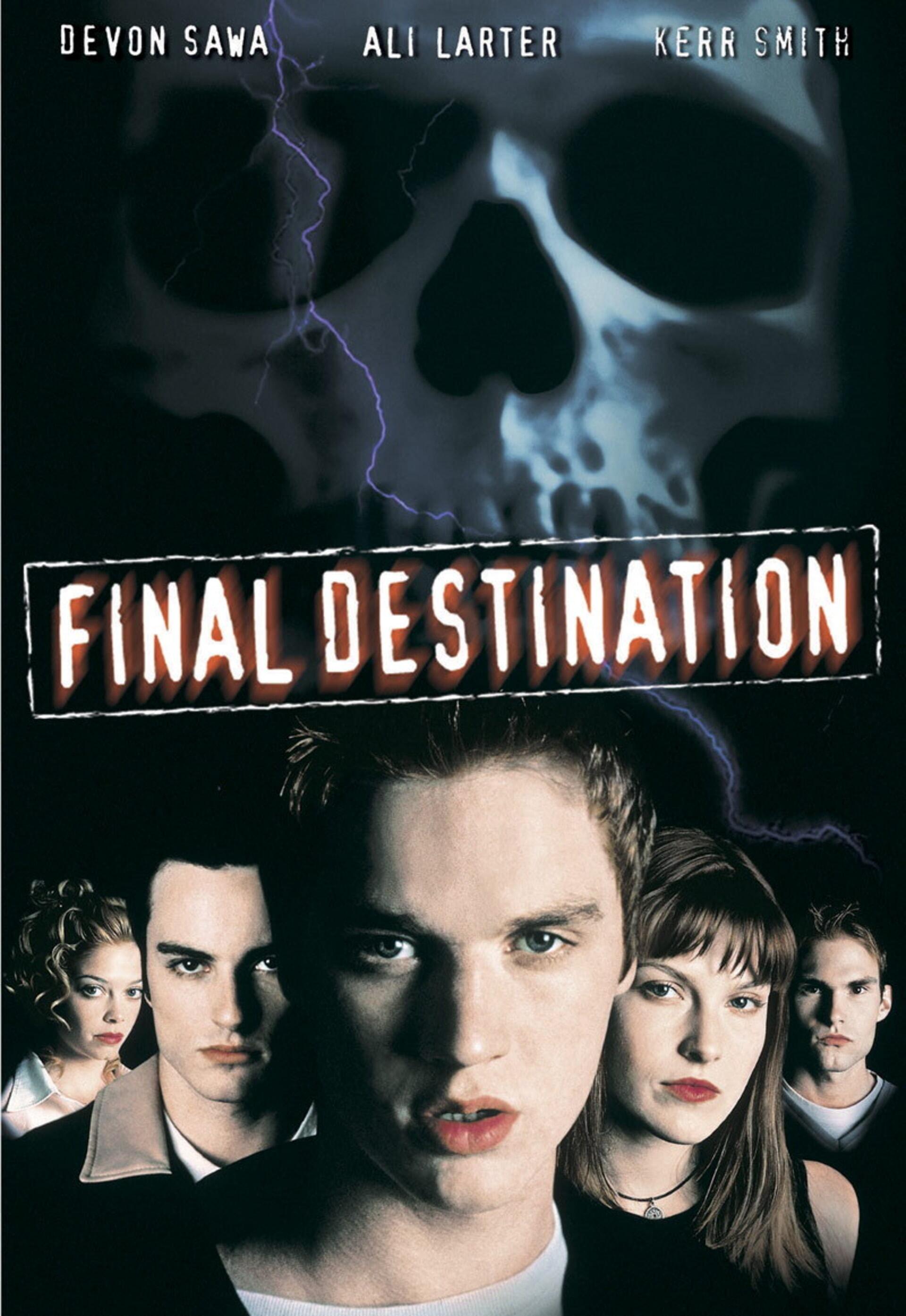 Final Destination - Poster 1