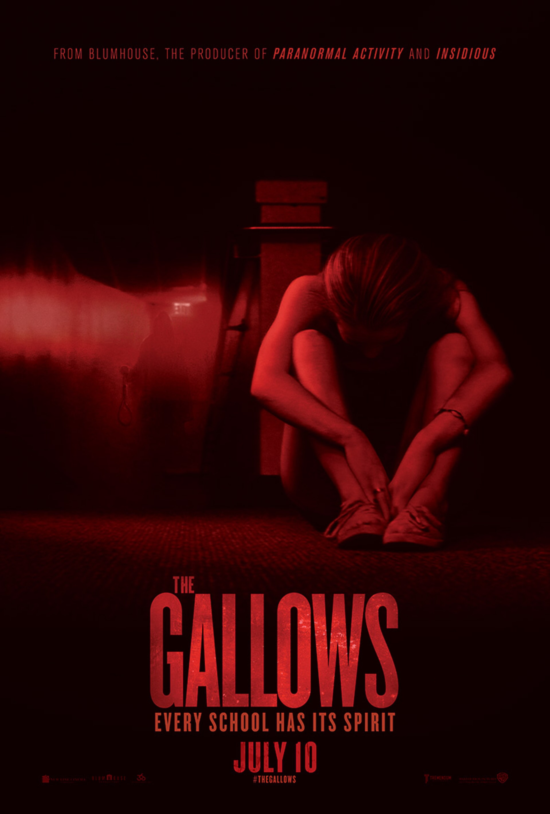 The Gallows - Poster 1