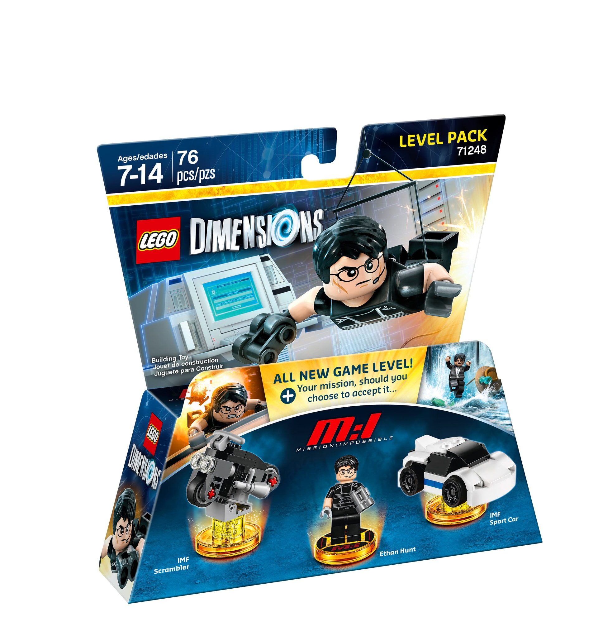 LEGO Dimensions Expansion Pack: Mission Impossible