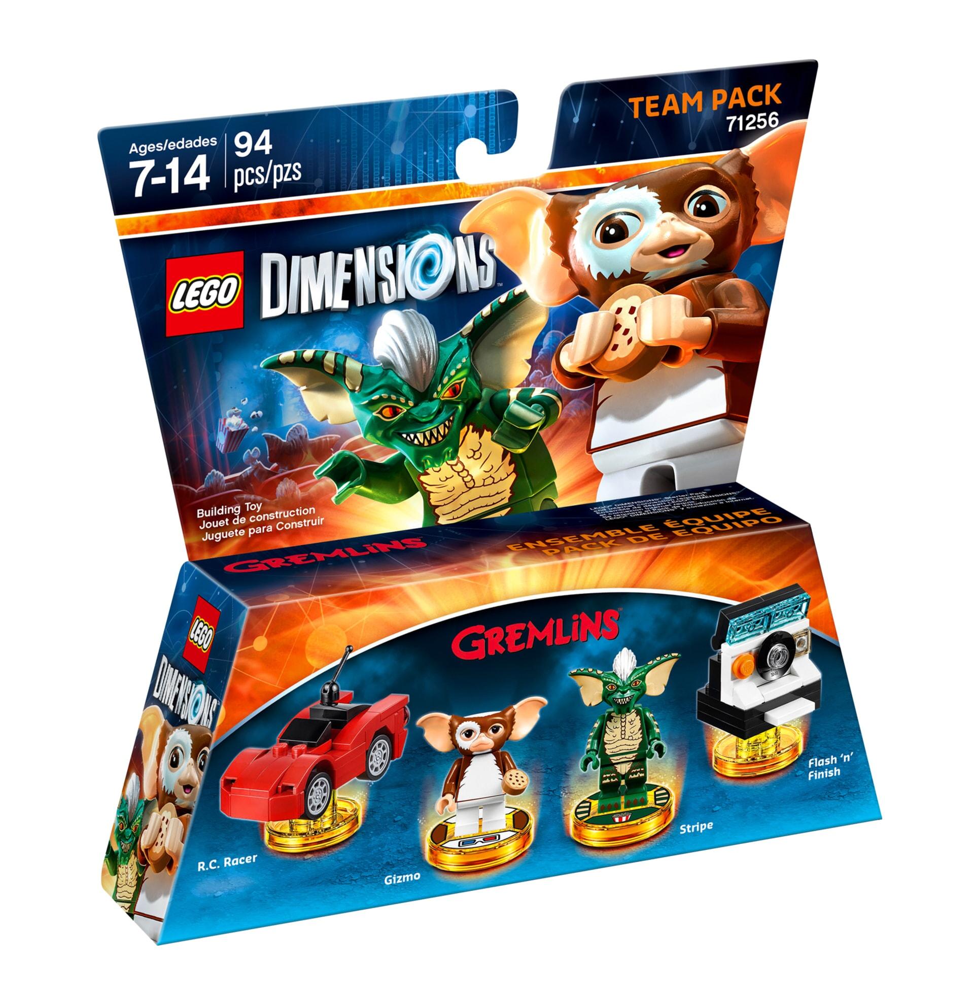 LEGO Gremlins Team Pack