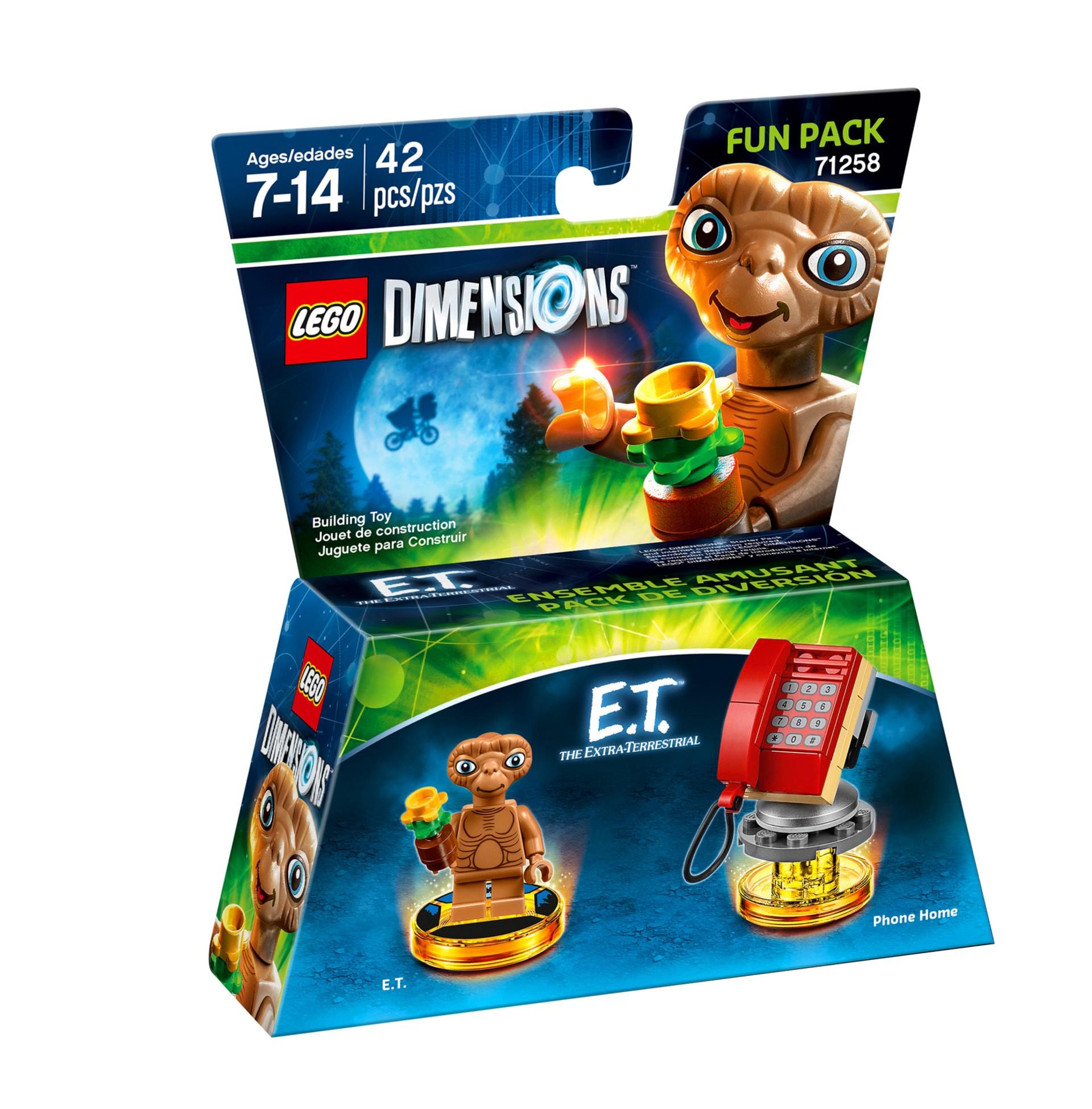 LEGO ET Fun Pack