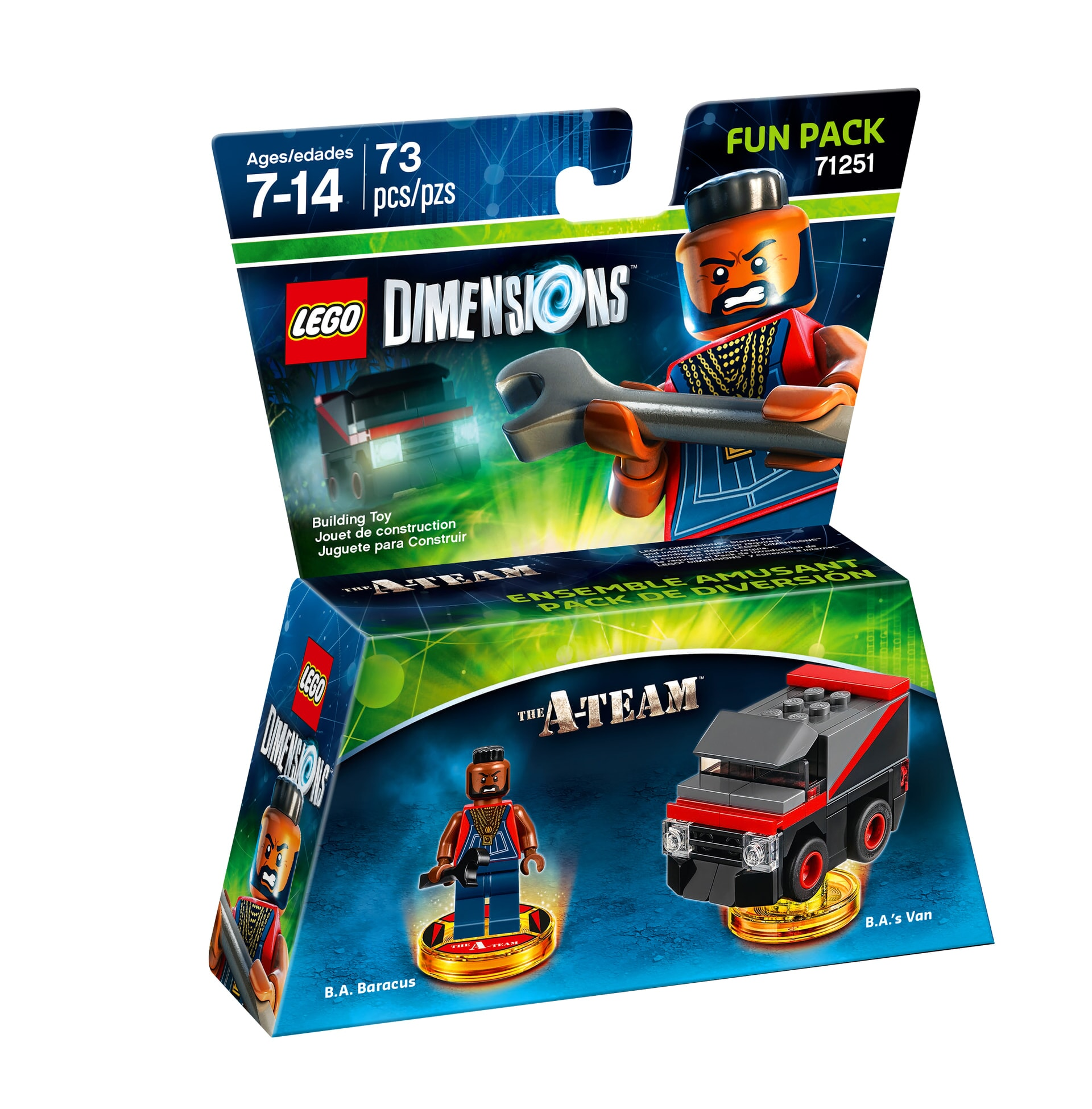 LEGO Dimensions Expansion Pack: A-Team