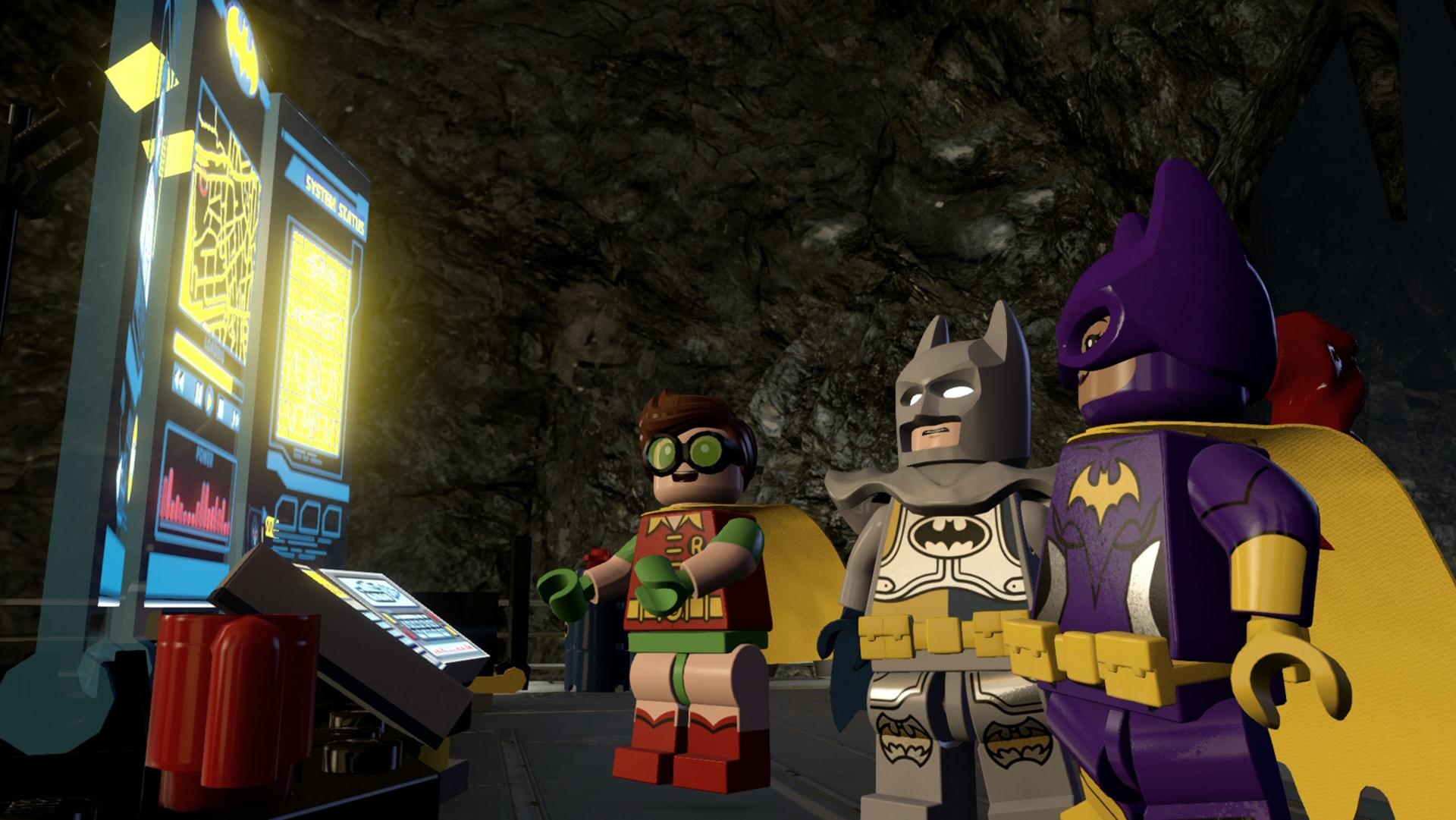 LEGO Dimensions: Robin, Batman Batgirl