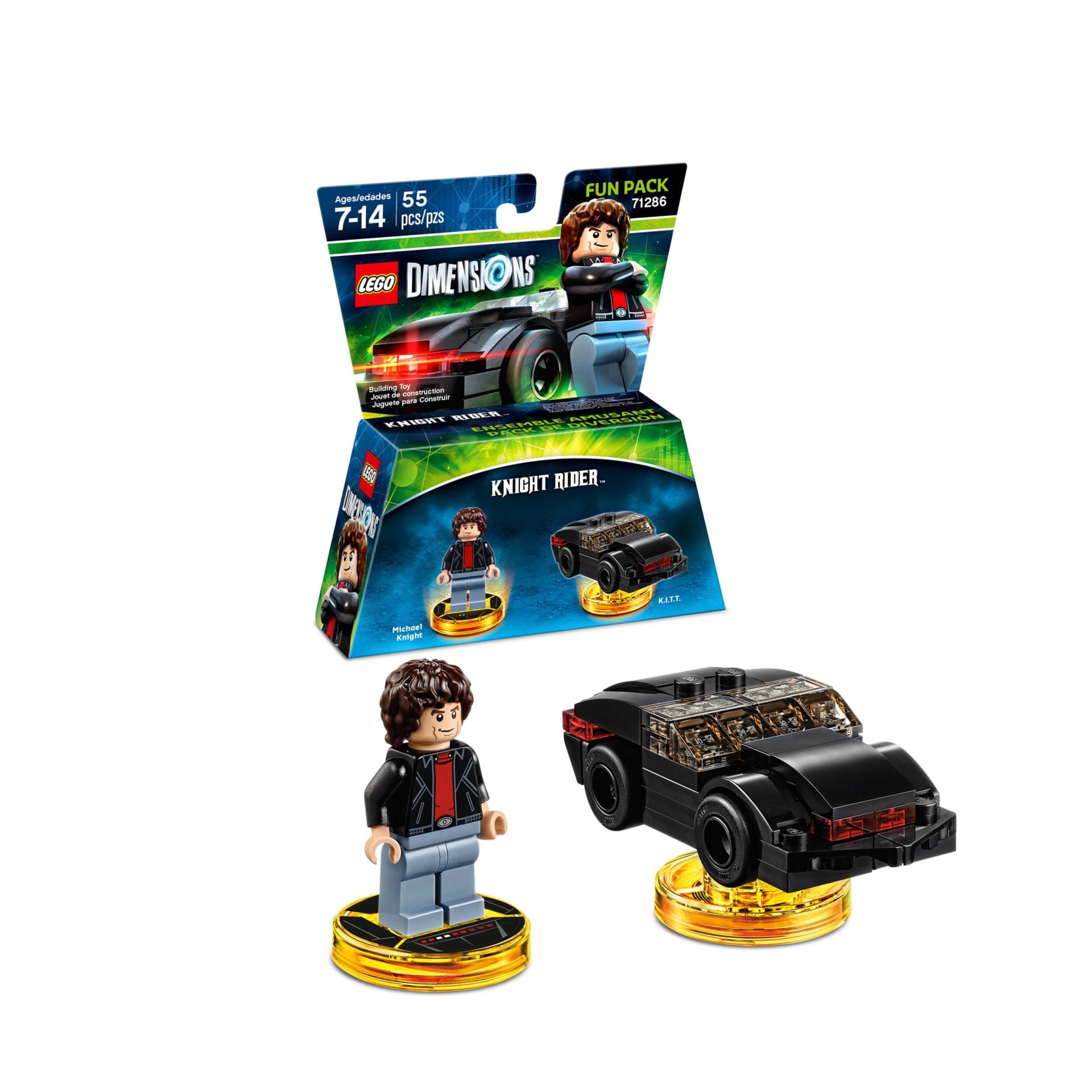 LEGO Dimensions: Knight Rider