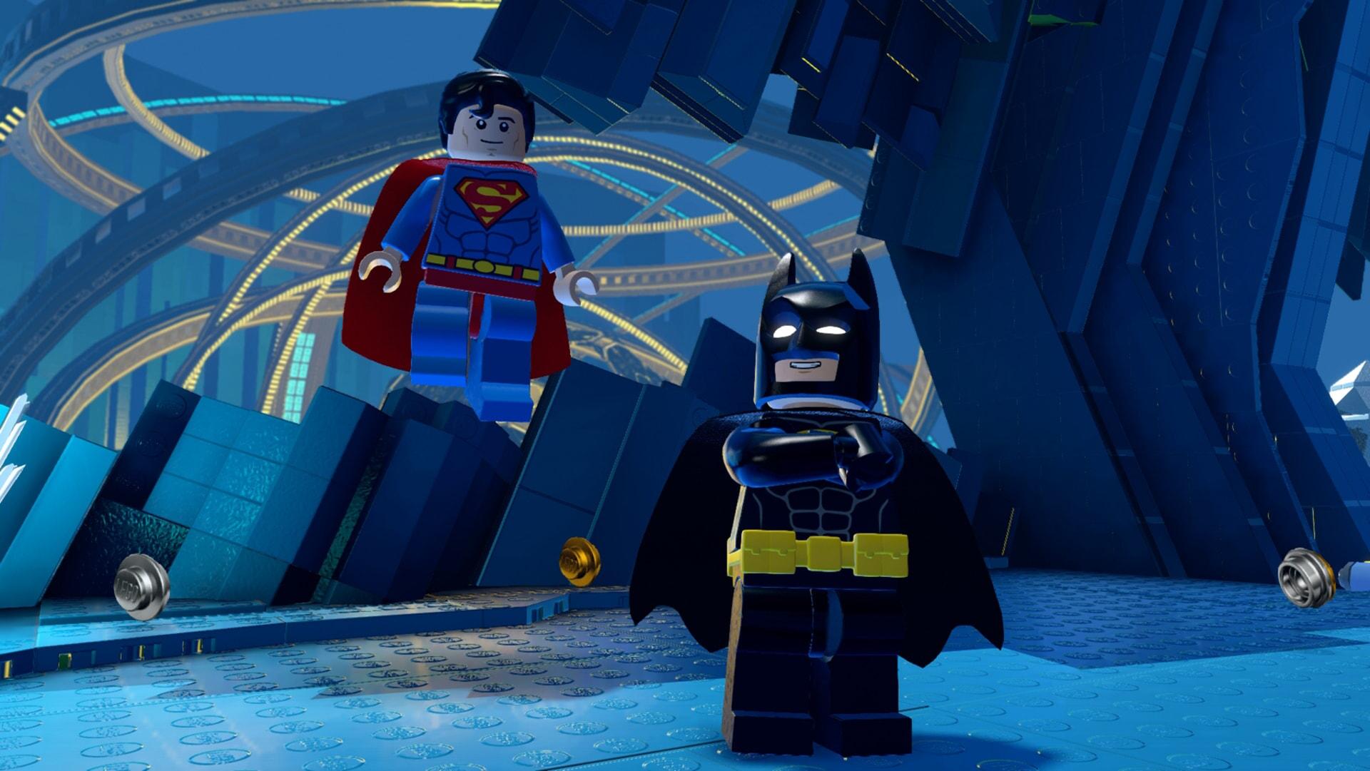 LEGO Dimensions: Superman and Batman